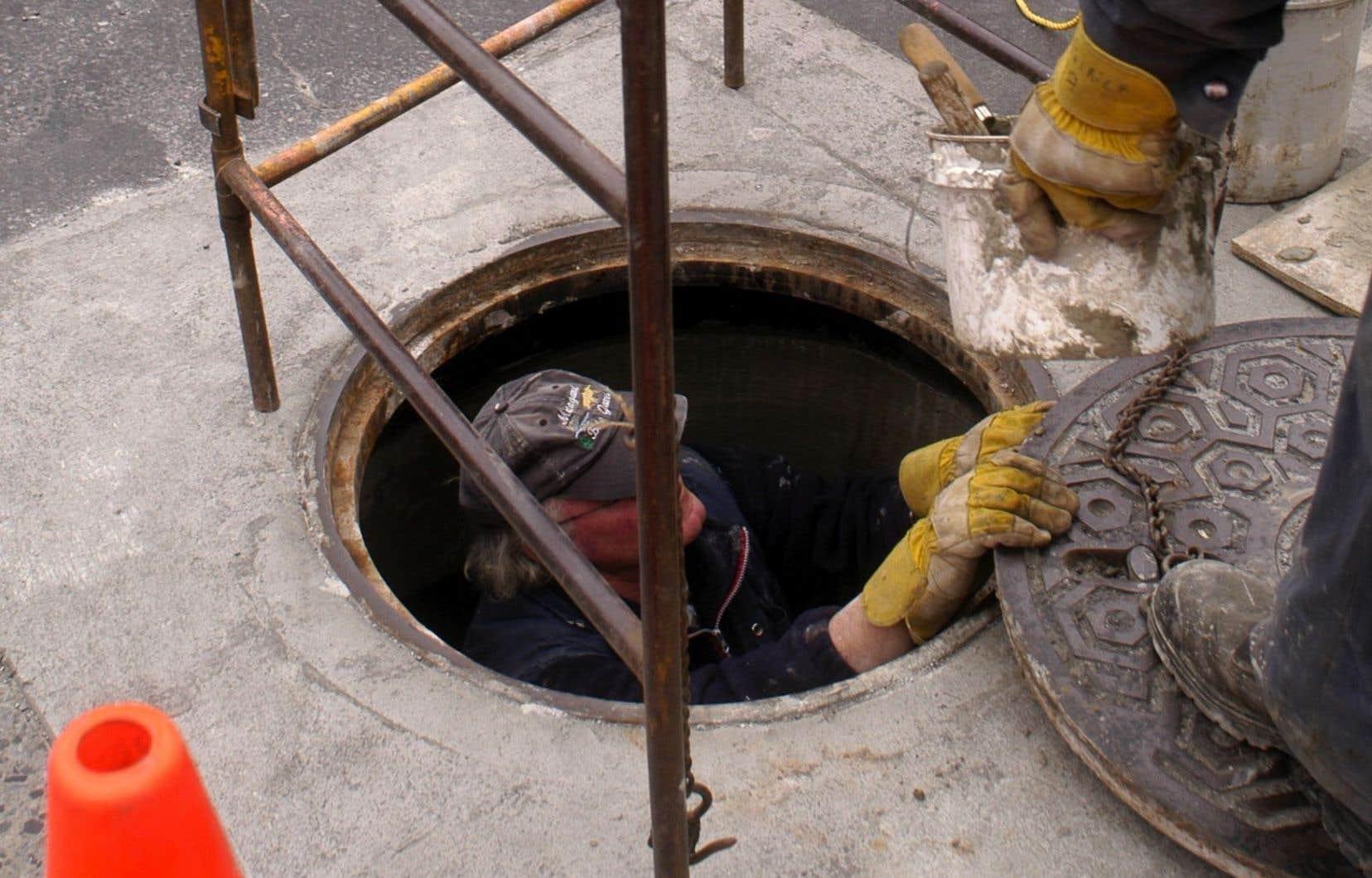 Cette saga avait commencé en 1996 lorsque la Ville avait octroyé un contrat à Experts-conseils RB pour la gestion du chantier de construction d'un nouveau réseau d'égouts.
