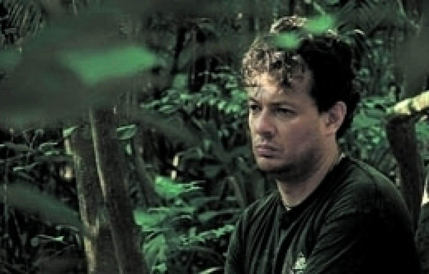 Le journaliste colombien Hollman Morris