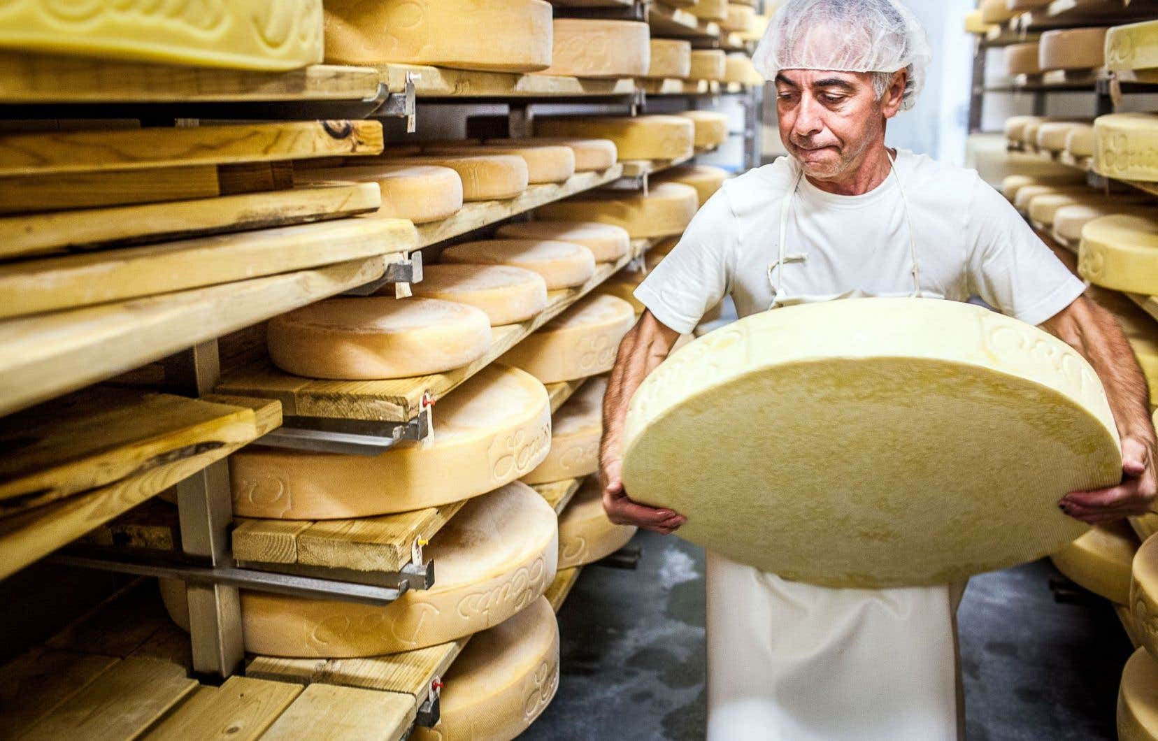 Gagnante de plusieurs prix, la Fromagerie du Presbytère s'inscrit comme un modèle pour tous les artisans fromagers du Québec.