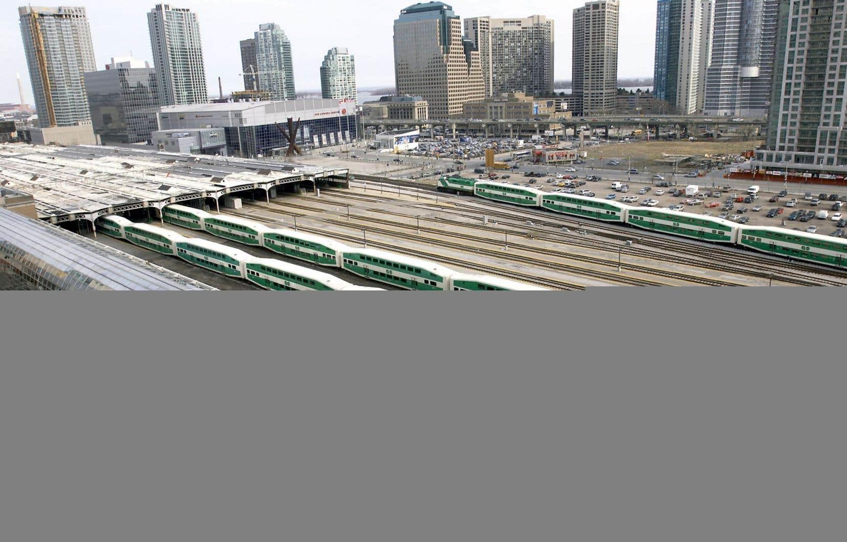Toronto entend mieux planifier l'offre de transport collectif.