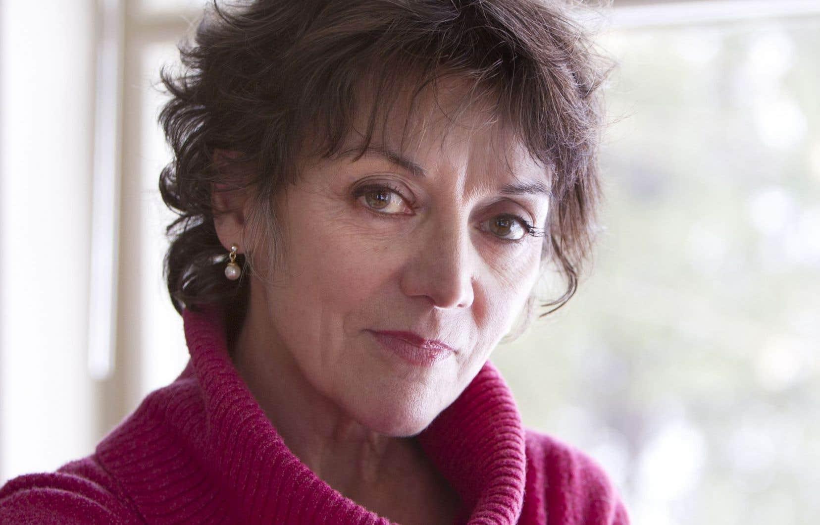 Francine Pelletier, chroniqueuse au «Devoir»