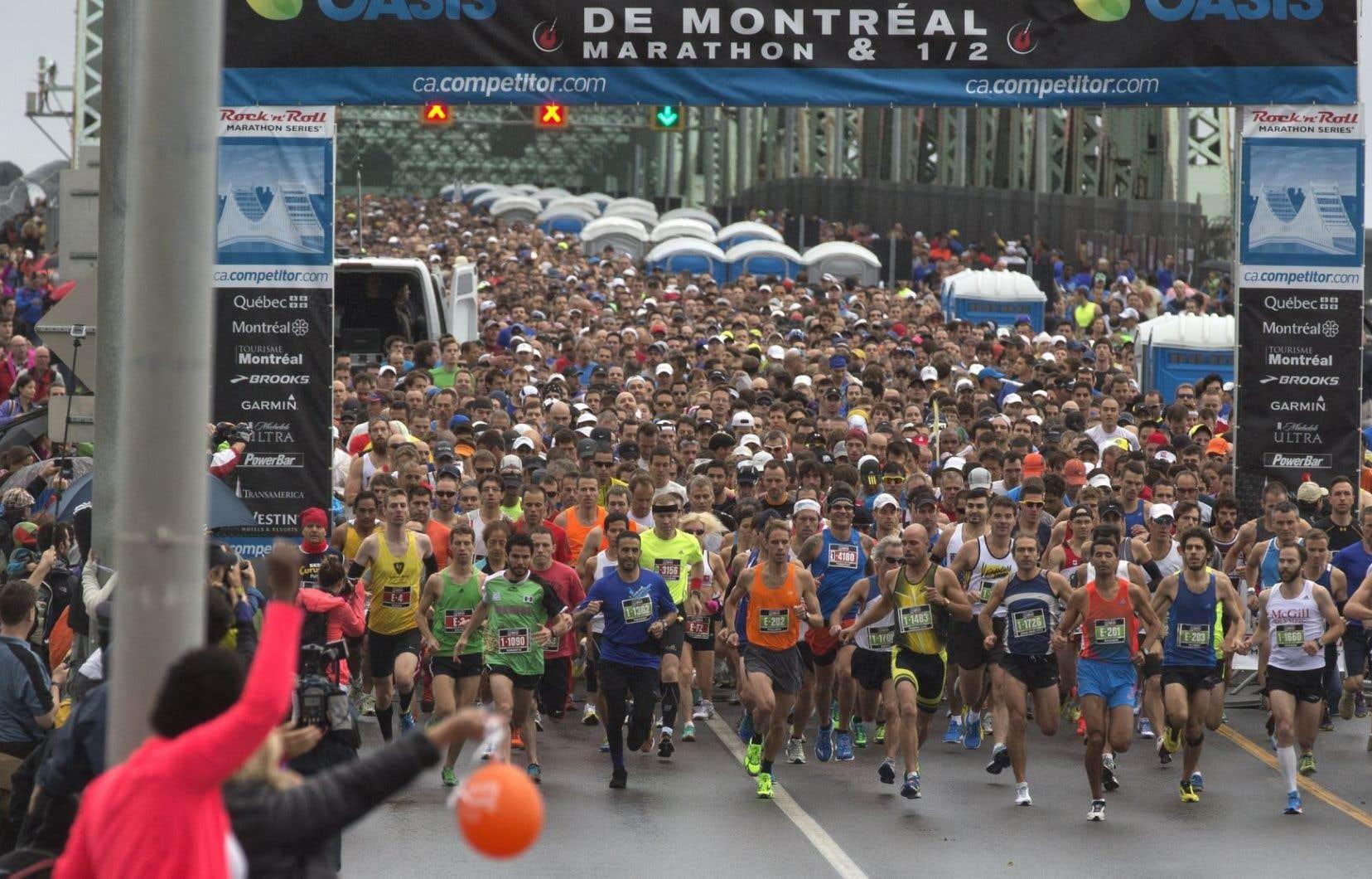 La mère du jeune homme a été soulagée lorsque la journée du marathon de Montréal est passée <em>«tellement on avait peur qu'il fasse quelque chose. […] Une attaque, je ne sais pas.»</em>