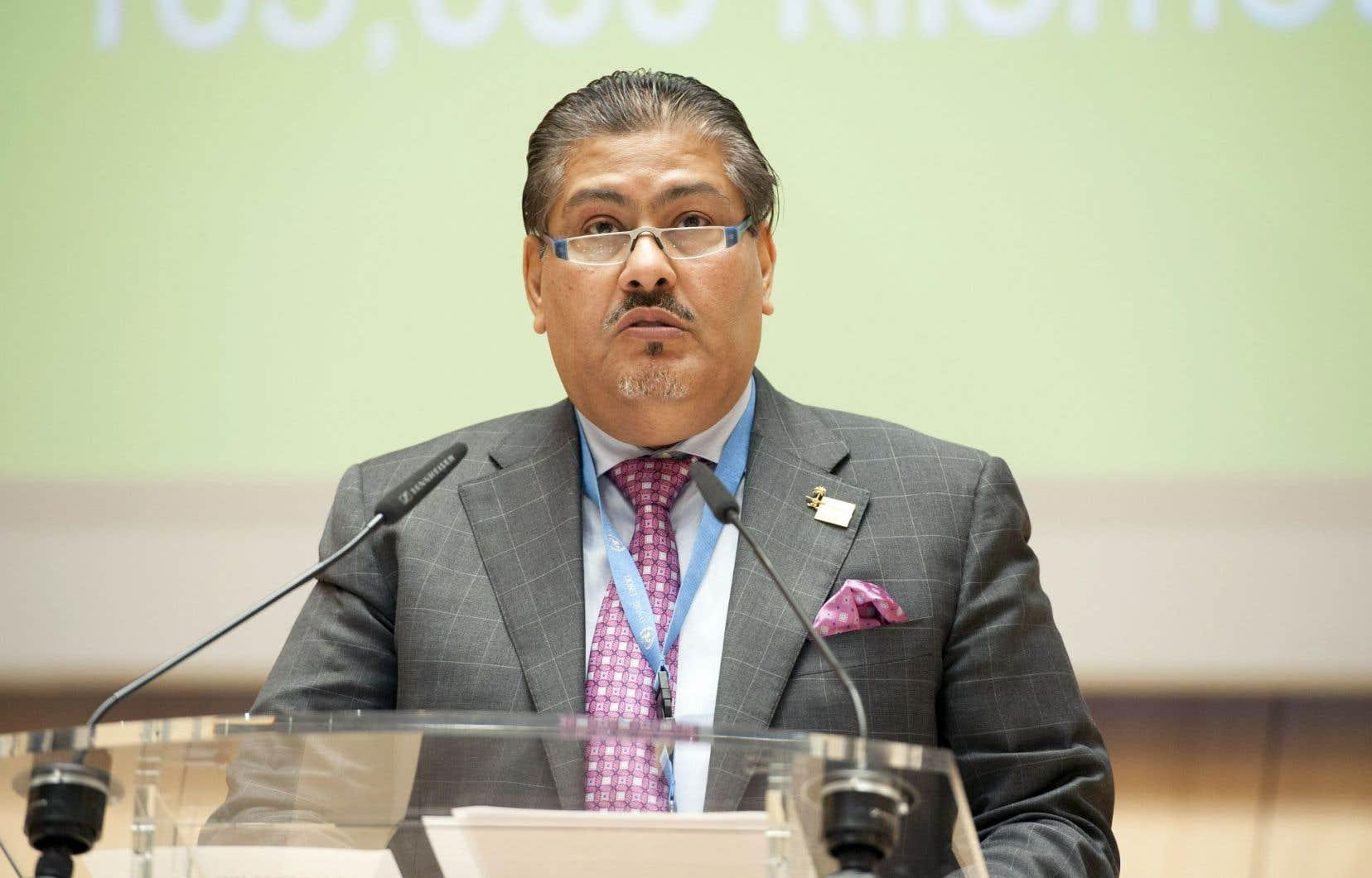 Depuis lundi, le panel du Conseil des droits de l'Homme de l'ONU est présidé par l'ambassadeur de l'Arabie saoudite, Faisal bin Hassan Trad.