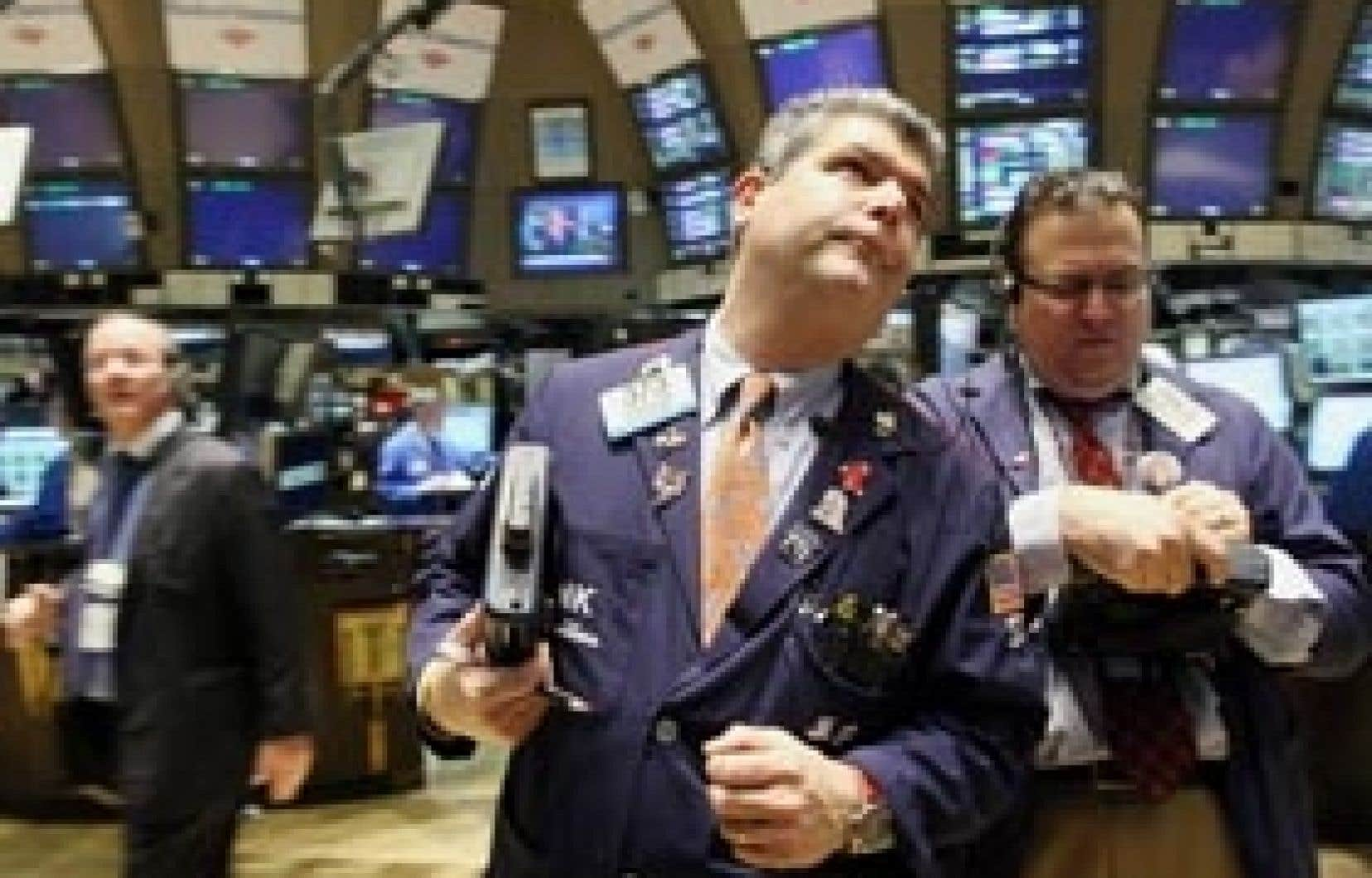 Les marchés new-yorkais sont restés prudents hier, mais Toronto a terminé en hausse pour une cinquième séance consécutive.