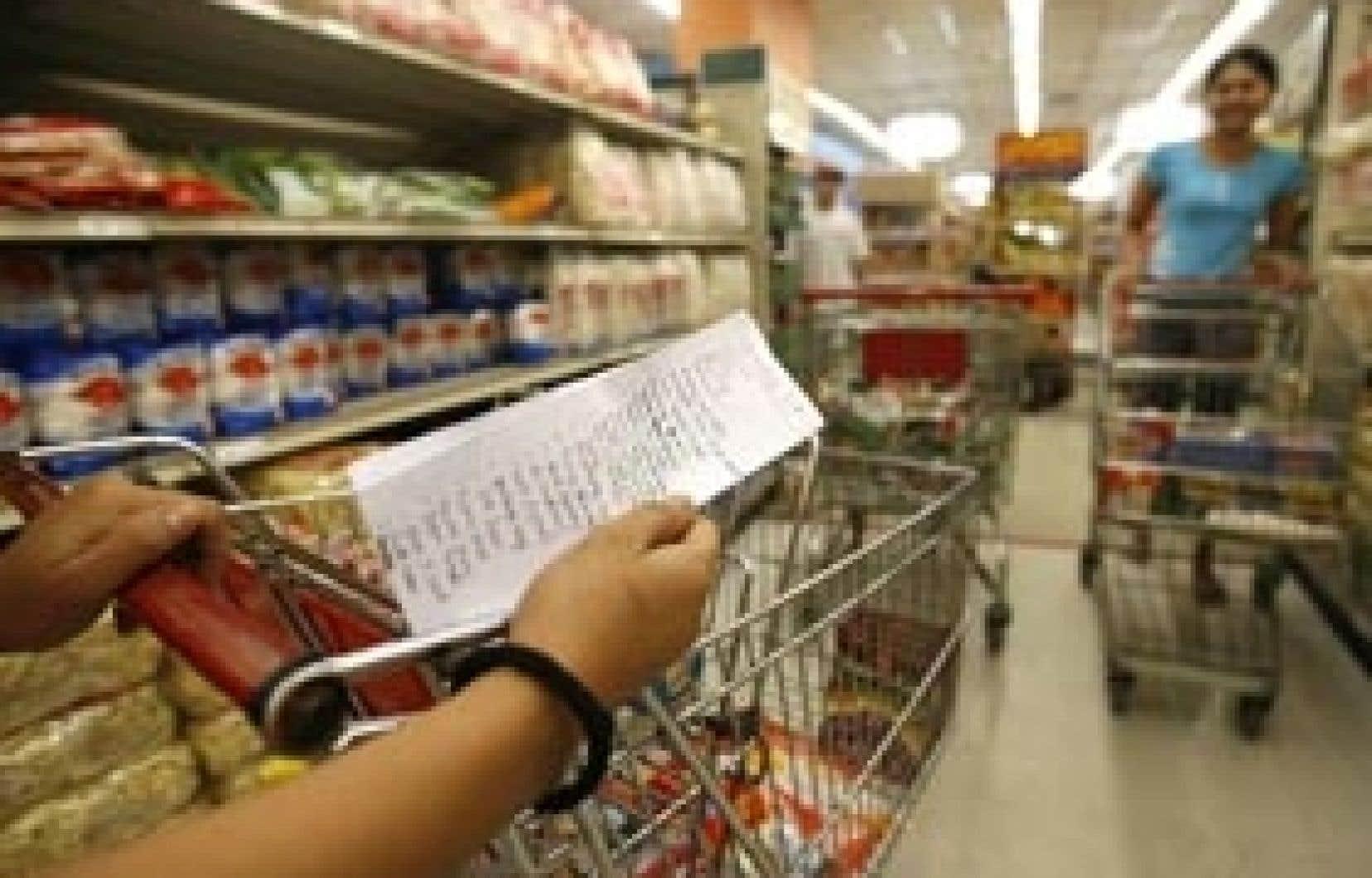 Après les OGM, les nanoparticules sont sur le point de s'introduire dans le panier d'épicerie.