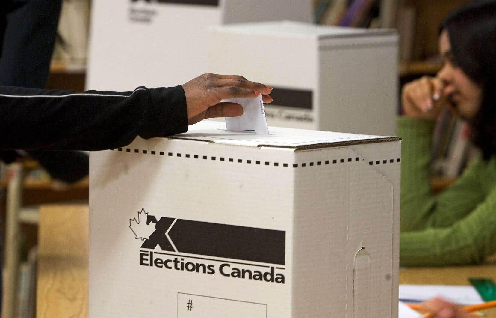Des bureaux de vote hors de portée le devoir