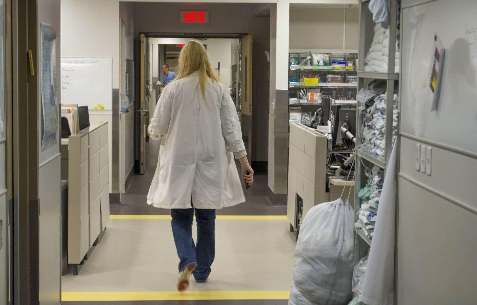 Le Regroupement des omnipraticiens pour une médecine engagée compte quelque 500 membres.