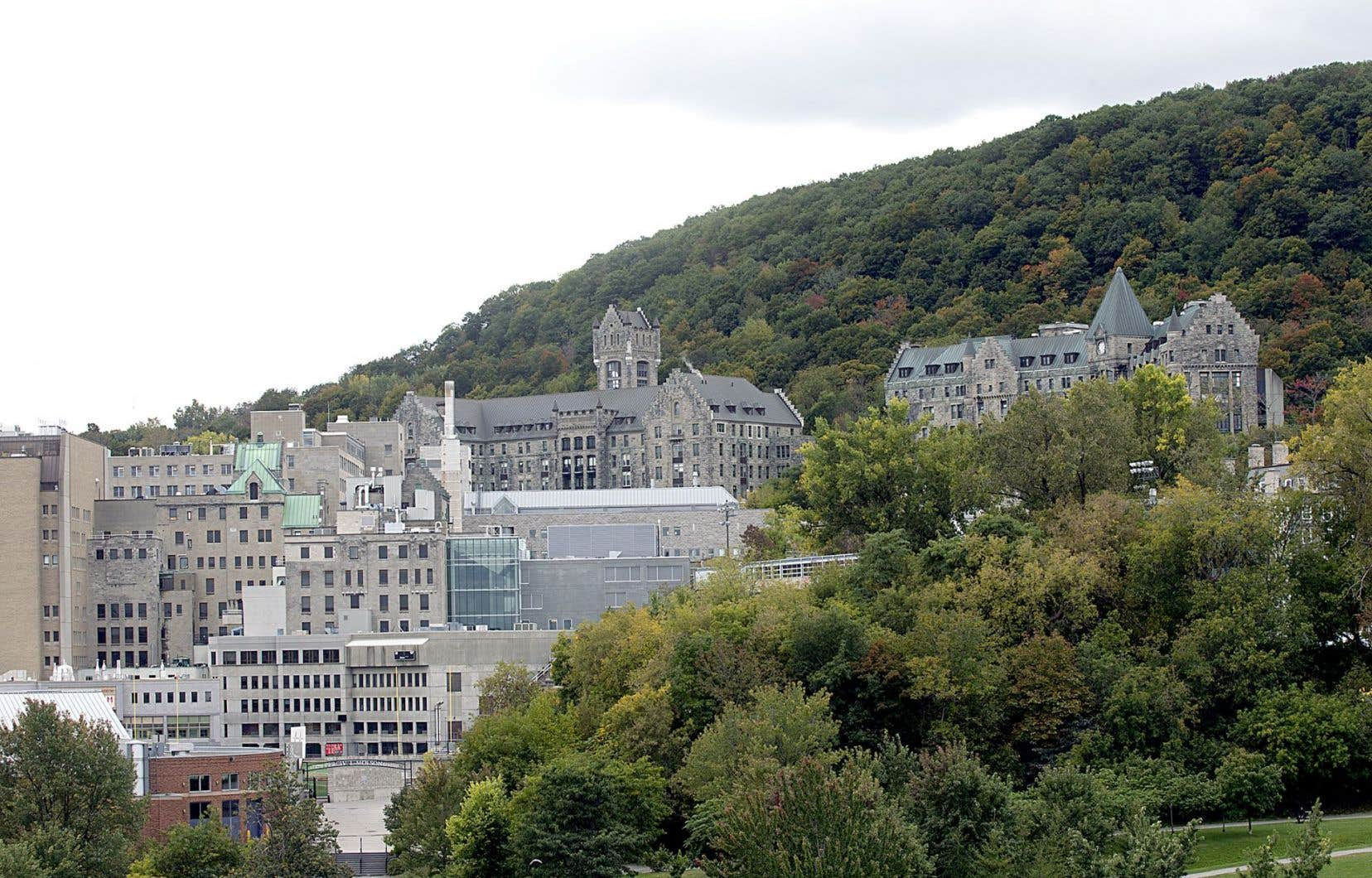Agrippé au flanc du mont Royal, le Royal Victoria, après conversion, devra respecter les règles spécifiques de ce secteur protégé. Pour le moment, l'Université McGill est la seule intéressée.