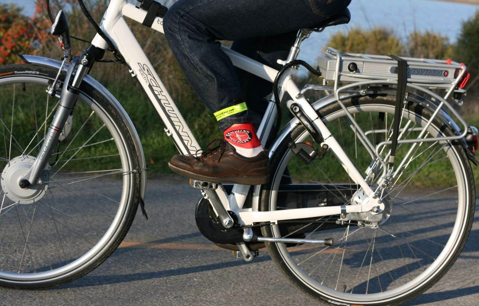 Le Québec pourrait gagner des cyclistes grâce au développement du vélo électrique à plus grande échelle.
