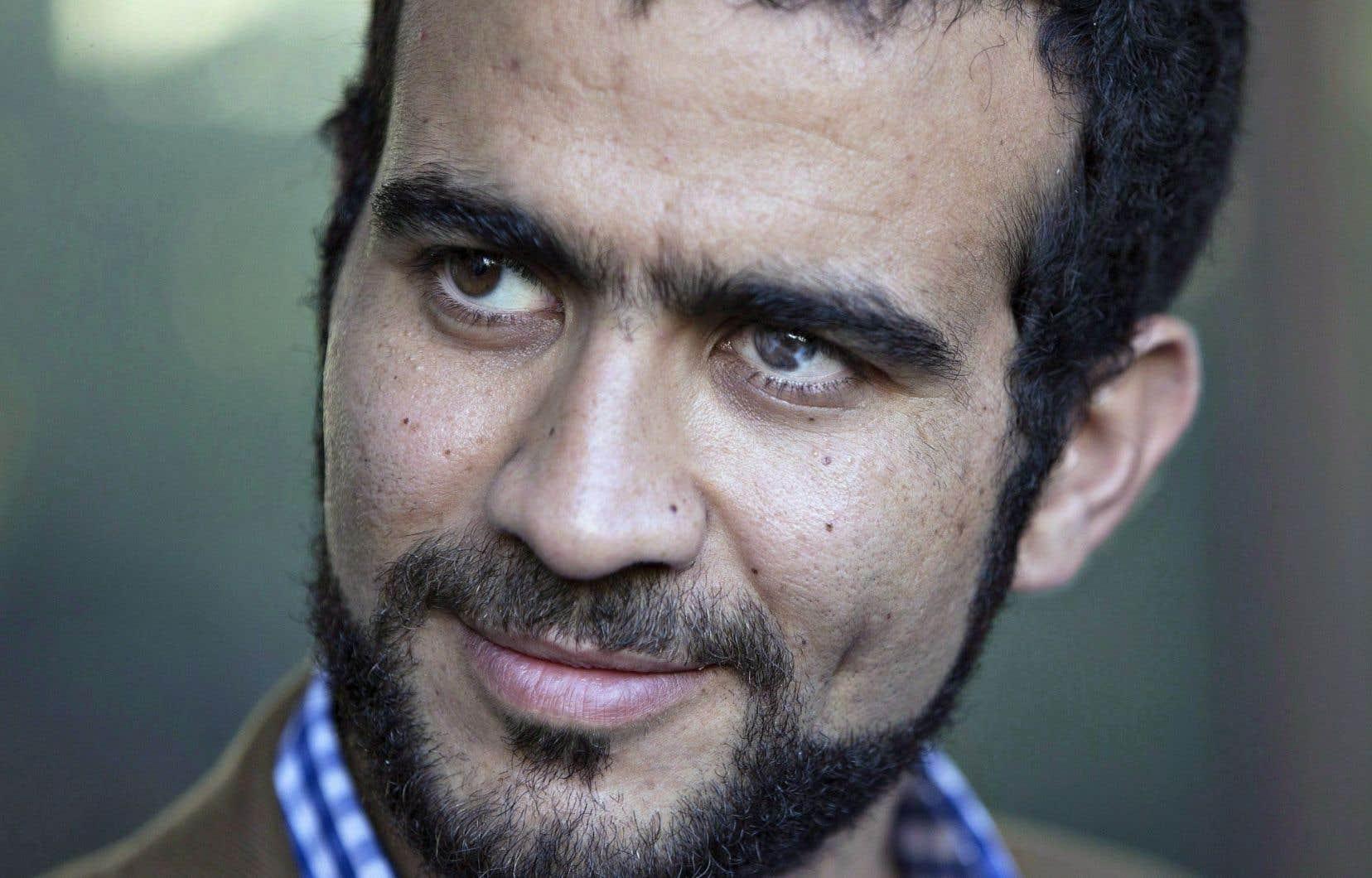 Omar Khadr a été libéré sous caution en mai dernier, une décision que le gouvernement conservateur a portée en appel.