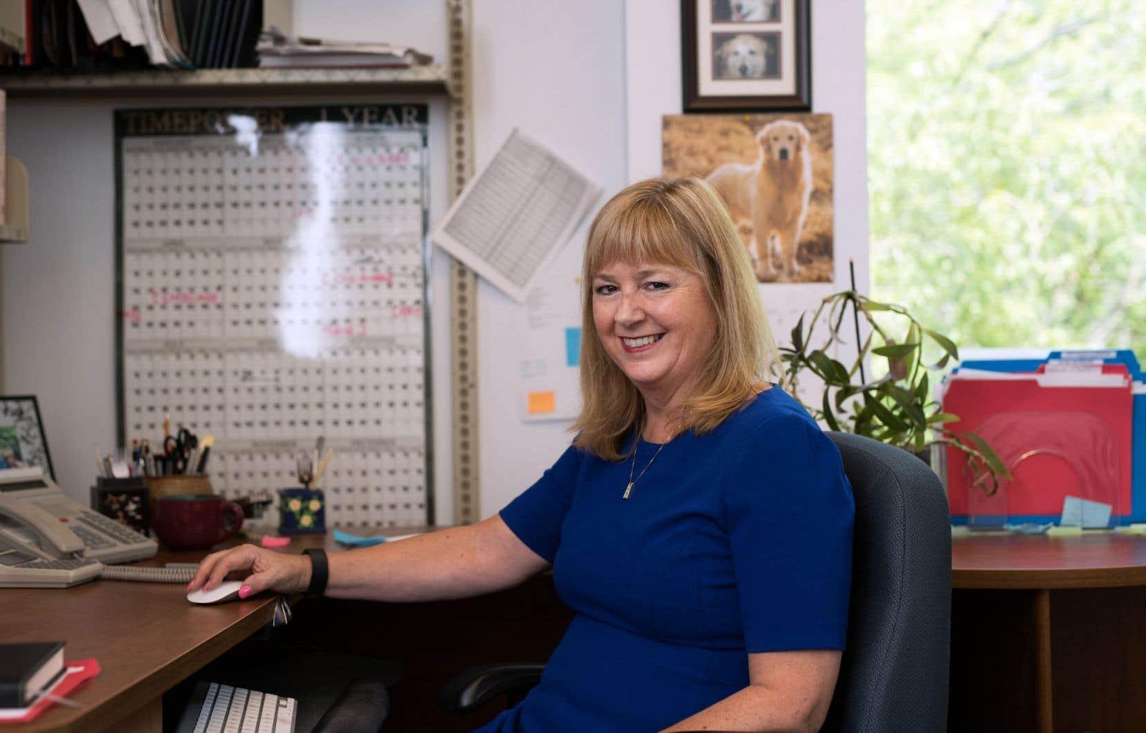 Susanne Lajoie, professeure à la Faculté des sciences de l'éducation de l'Université McGill