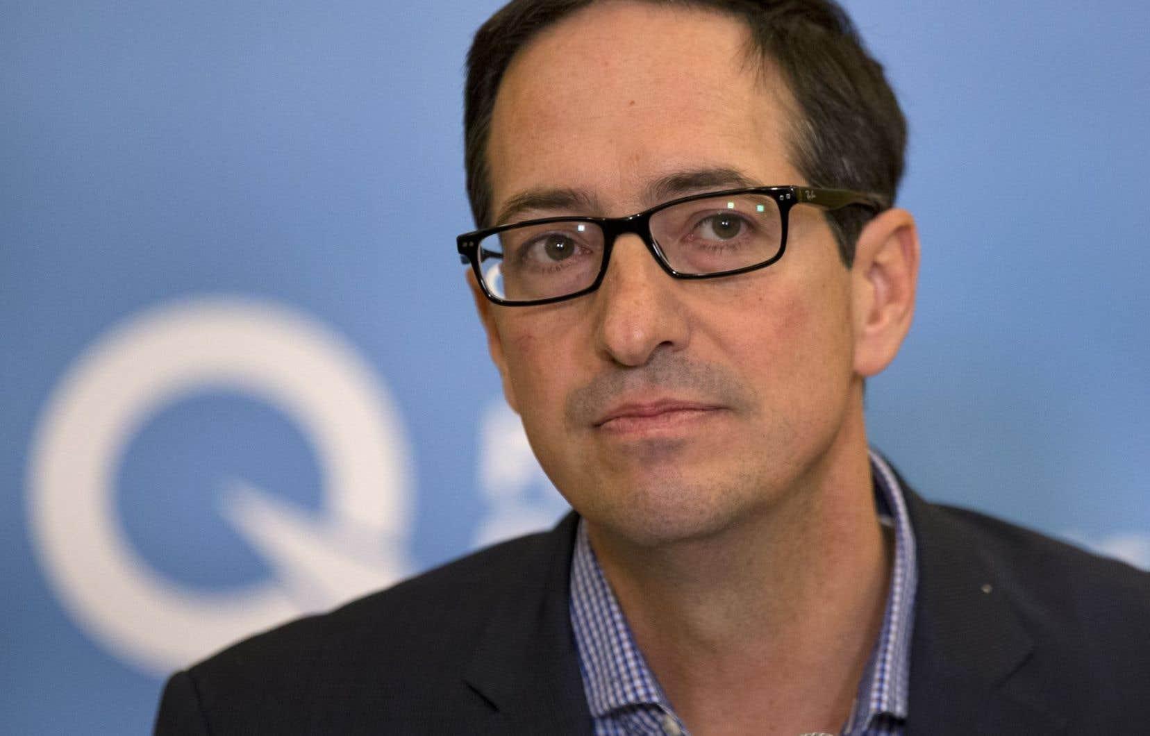 Stéphane Bédard, un vétéran du Parti québécois, veut retourner à la pratique du droit.