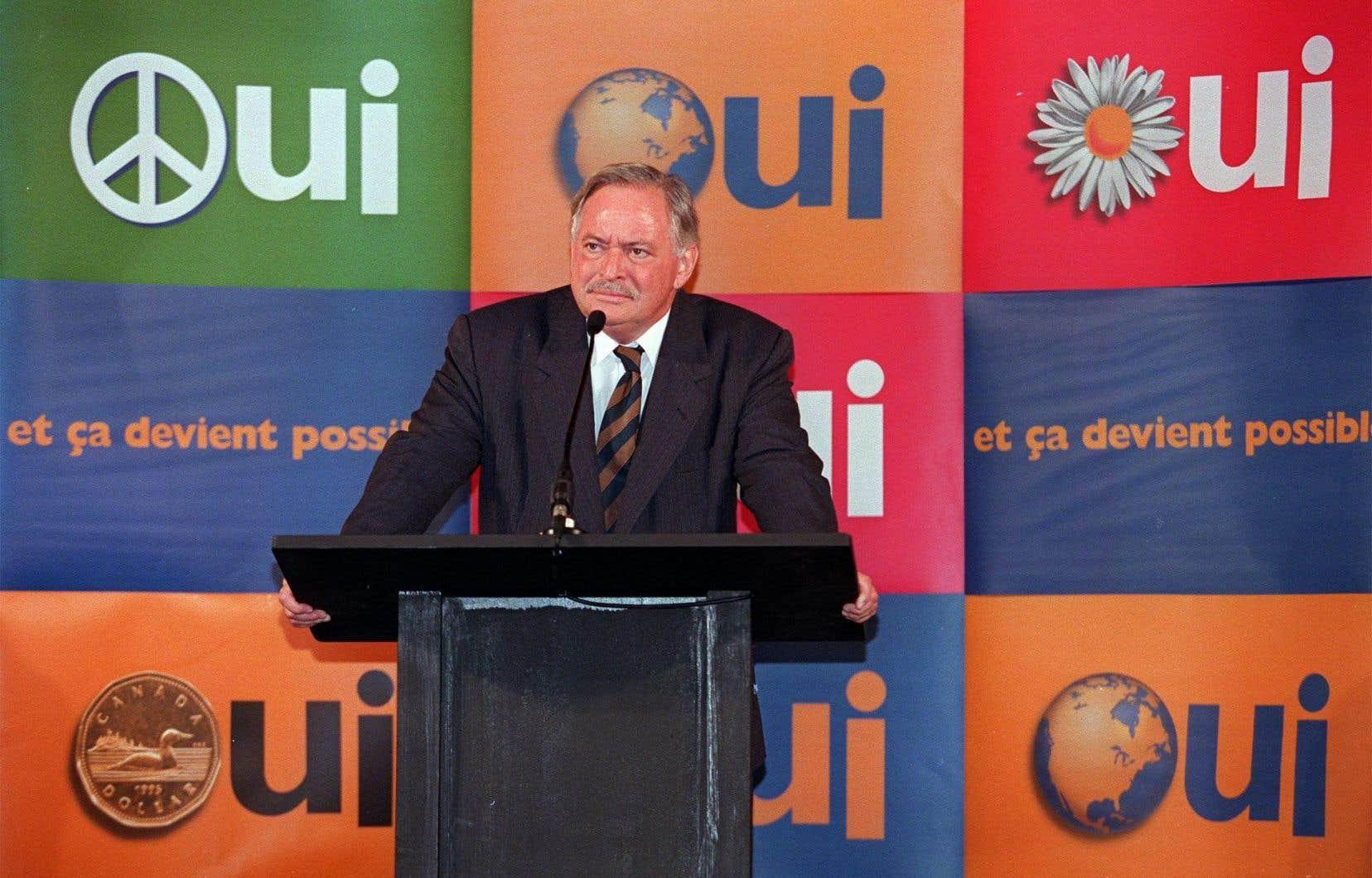 Jacques Parizeau a parié sur l'échec de Meech pour mener le Québec au seuil de l'indépendance. Aujourd'hui, les indépendantistes prennent enfin le relais.