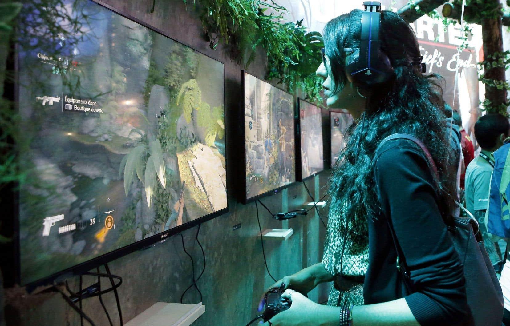 Une option en études du jeu vidéo va être offerte aux étudiants à la maîtrise en cinéma à l'UdeM.