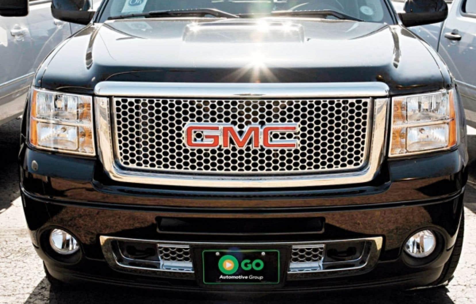 Les ventes de camions ont repris du tonus.