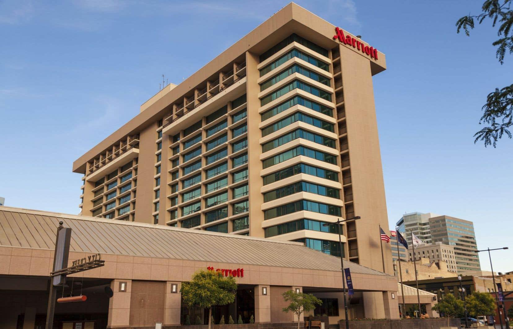 Marriott International a annoncé l'acquisition de son rival Starwood, qui en fera la plus importante chaîne hôtelière dans le monde.