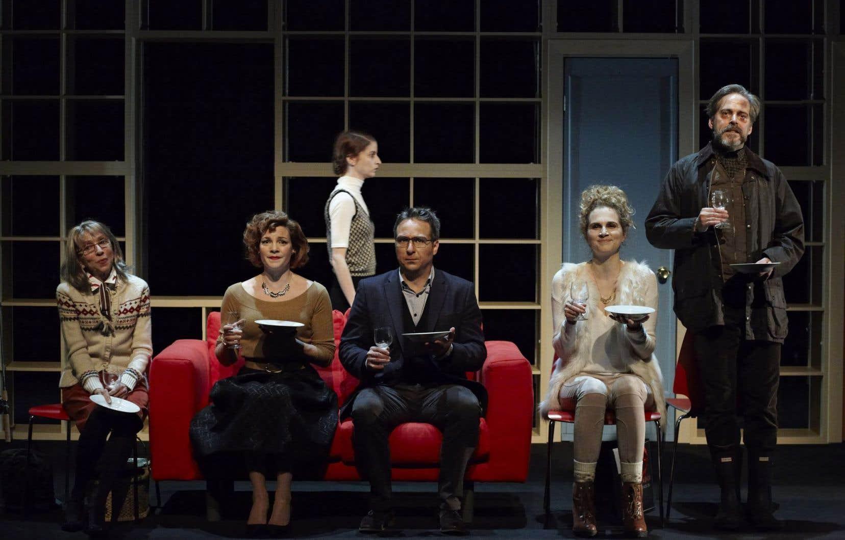 «Bientôt viendra le temps», étrange comédie dramatique de la Danoise Line Knutzon