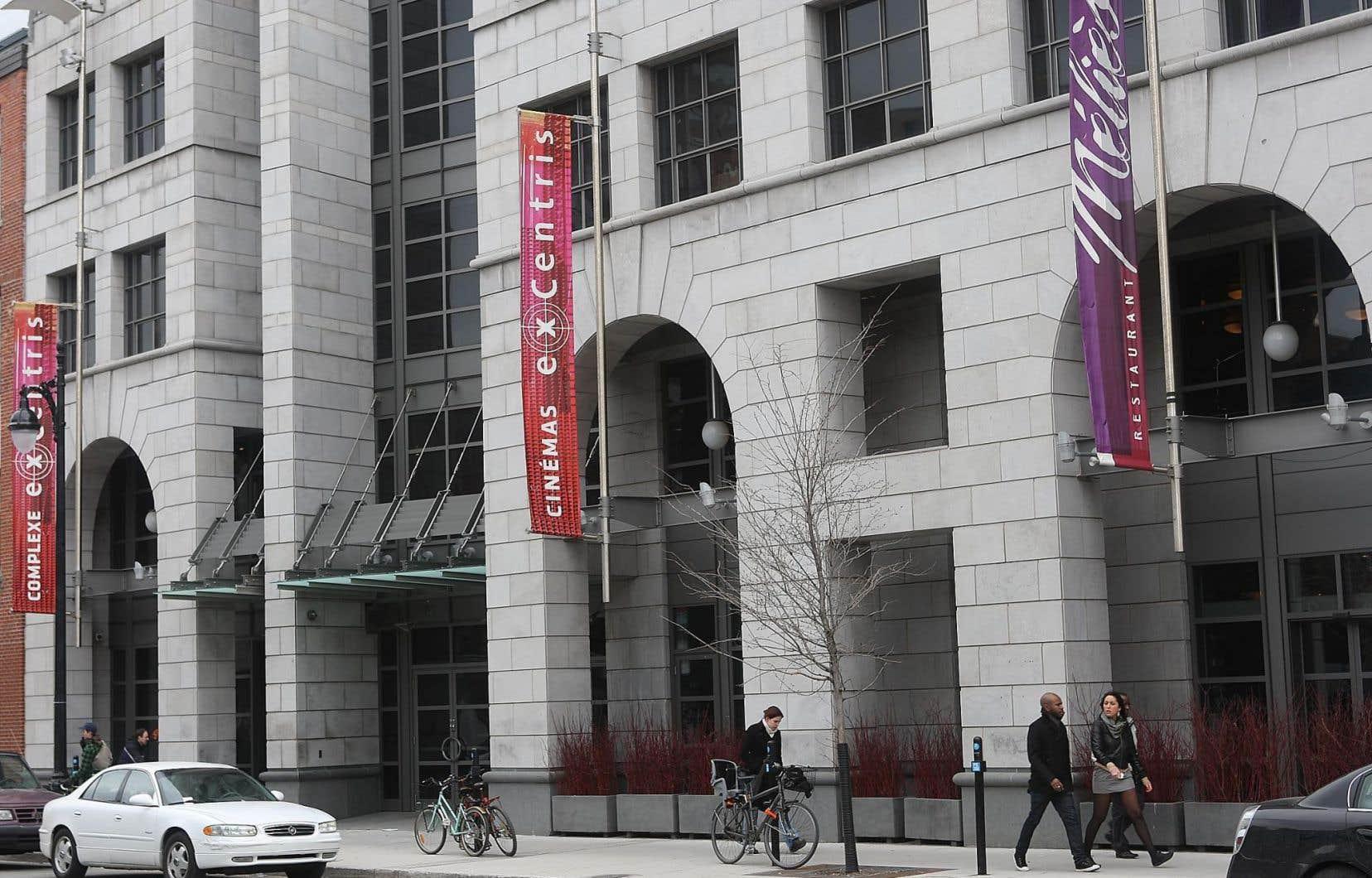 Le centre, comprenant à l'origine trois salles de projection et un restaurant, a été fondé par le mécène Daniel Langlois en 1999.