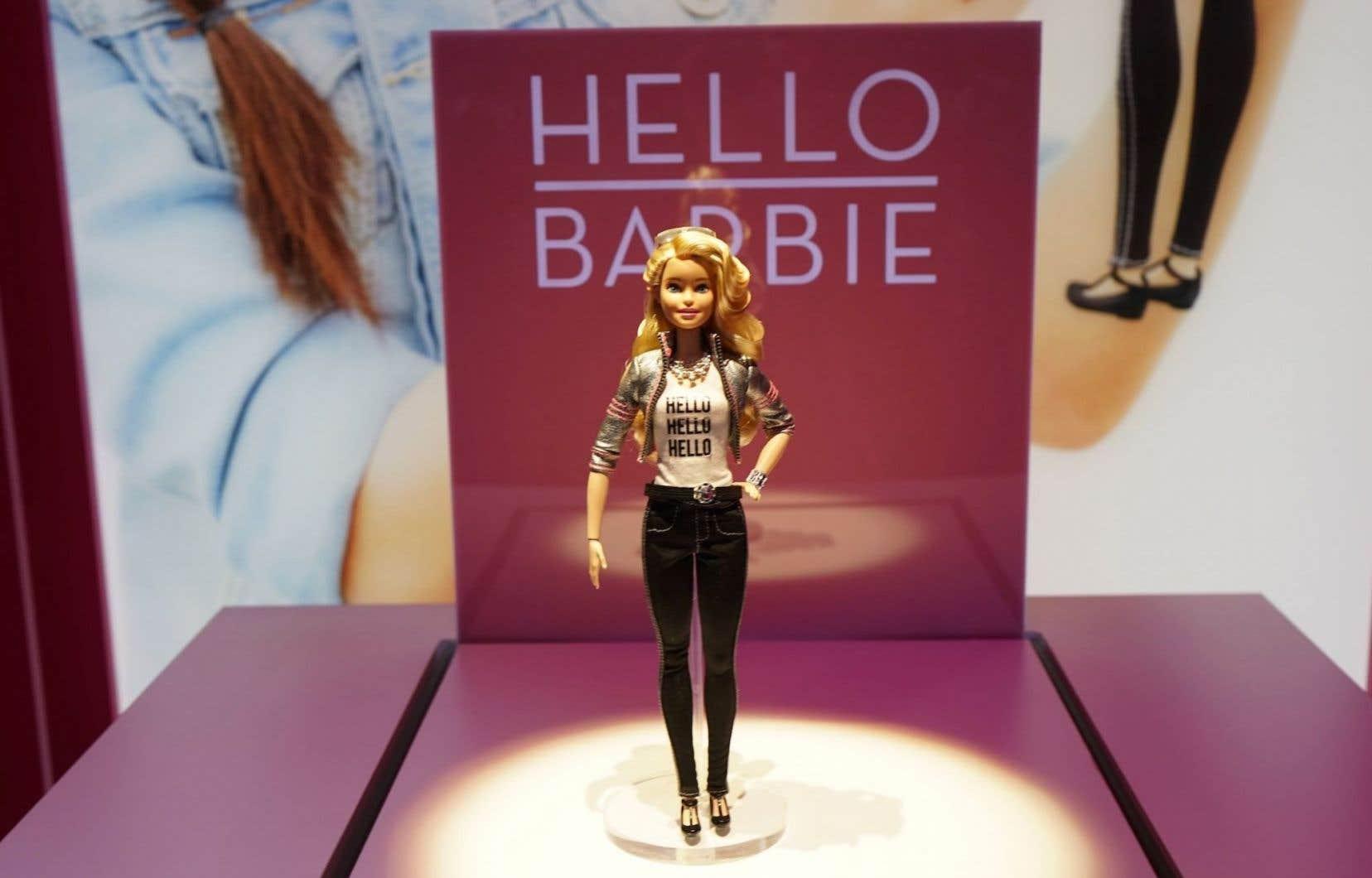 Une fois sous le contrôle d'un pirate, Hello Barbie pourrait voir son système de communication utilisé pour lui faire dire tout ce que ledit pirate souhaiterait.