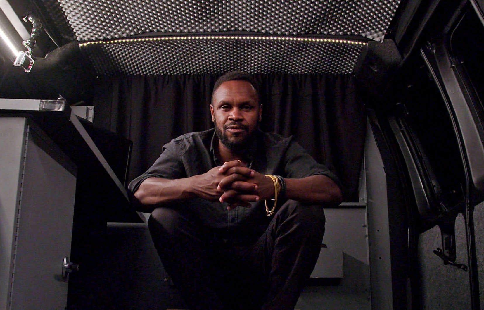 L'émission «Infiltration», avec Pierre-Yves Lord, est tournée en caméra cachée.