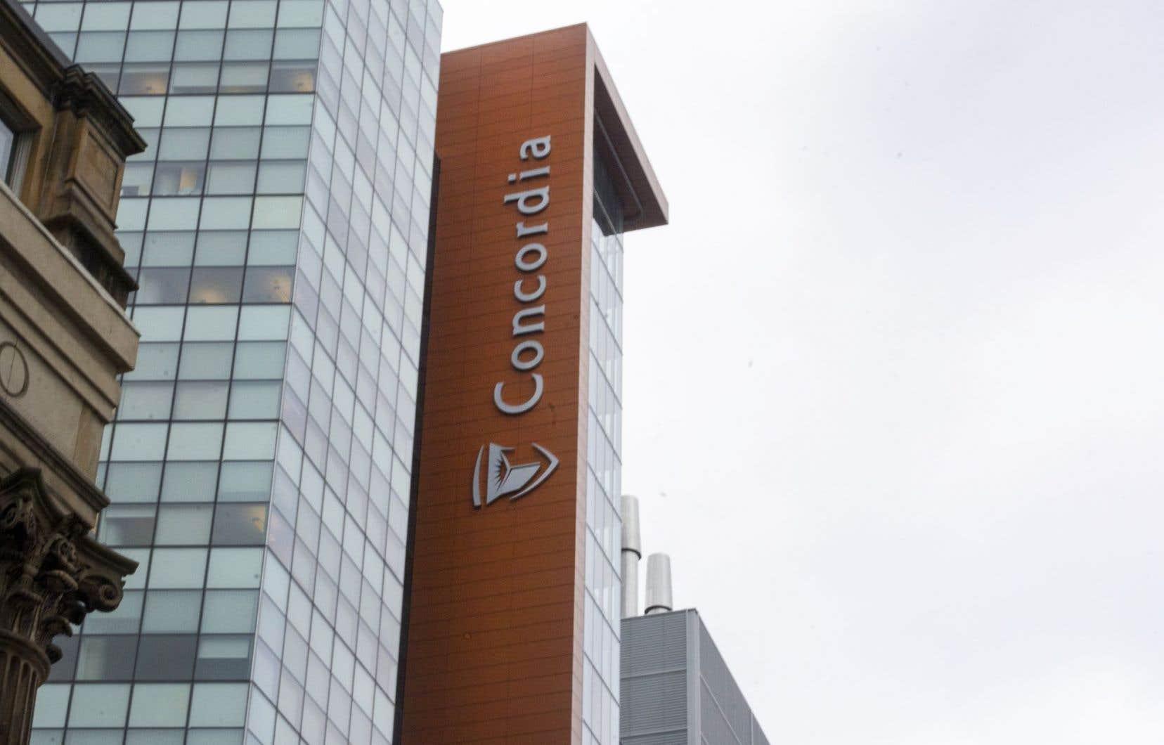 Pas moins de 3,45 millions de dollars ont été remis en primes de marché par l'Université Concordia l'an dernier.