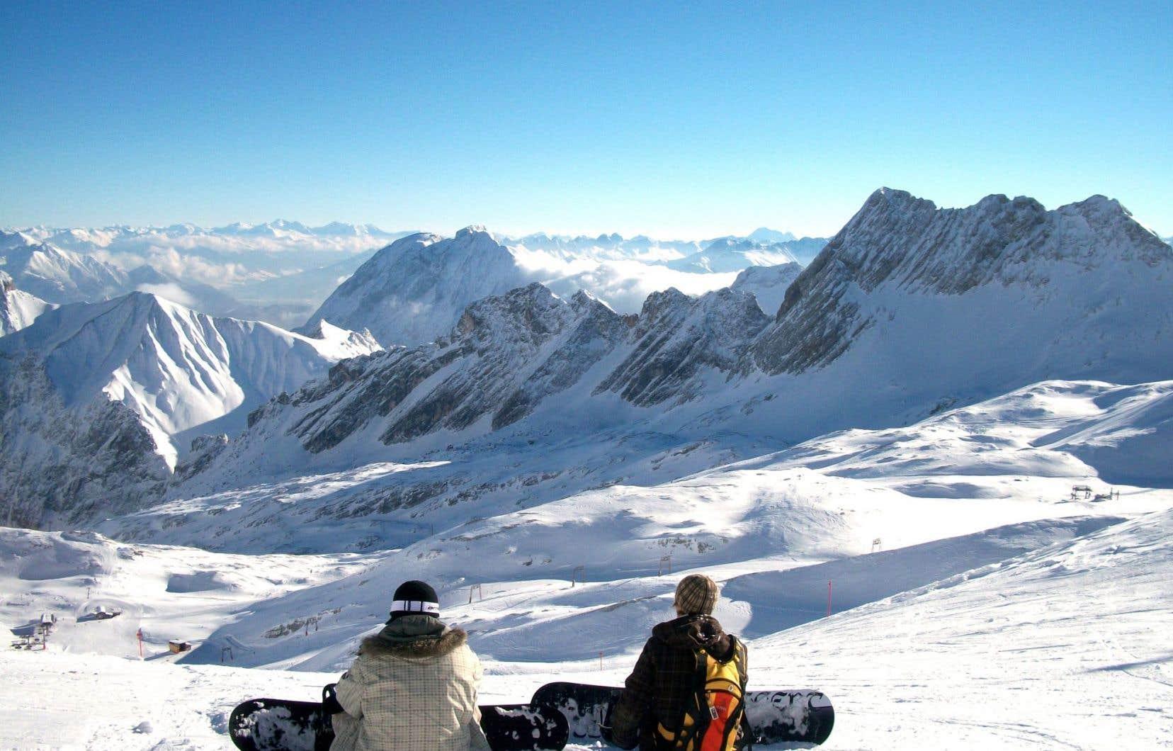 Un moment à profiter du calme des Alpes, un des recoins du monde où l'environnement sonore est intact.