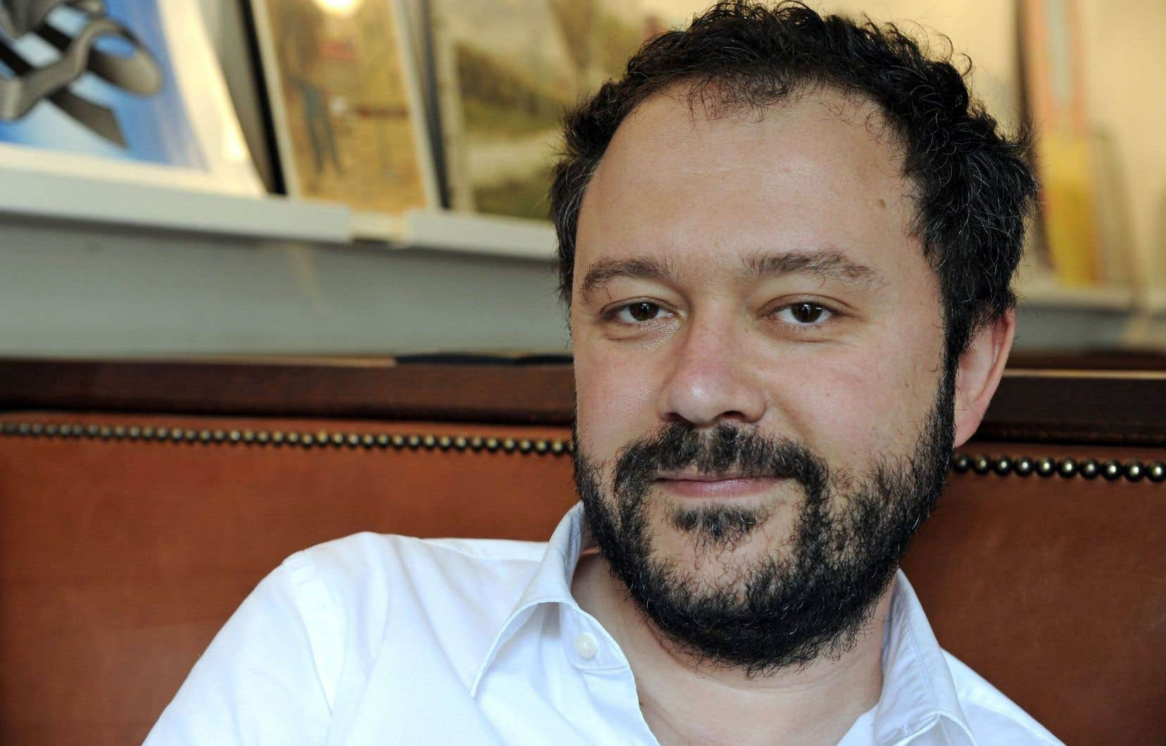 Le bédéiste Riad Sattouf a réclamé que son nom soit exclu de la course au Grand Prix du Festival d'Angoulême.
