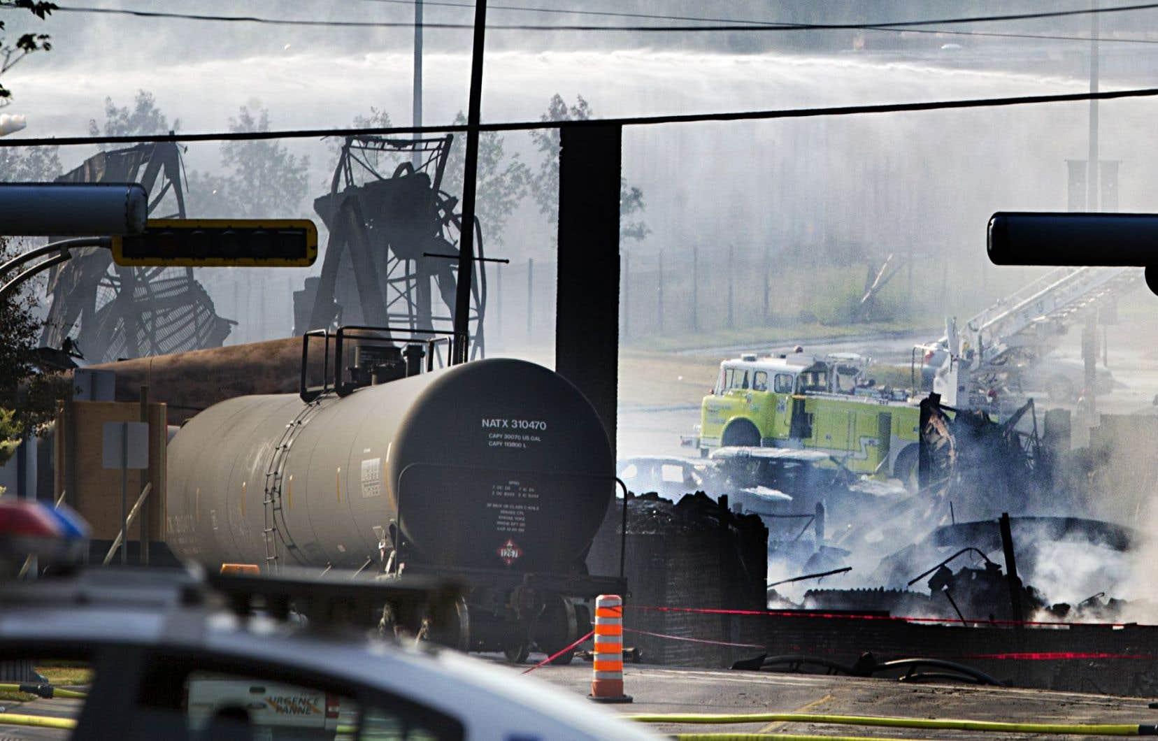 Le jugement de la Cour d'appel fédérale concerne les matières toxiques volatiles, mais, selon un juriste, le CP pourrait se servir du jugement dans les deux poursuites qui concernent la tragédie de Lac-Mégantic.