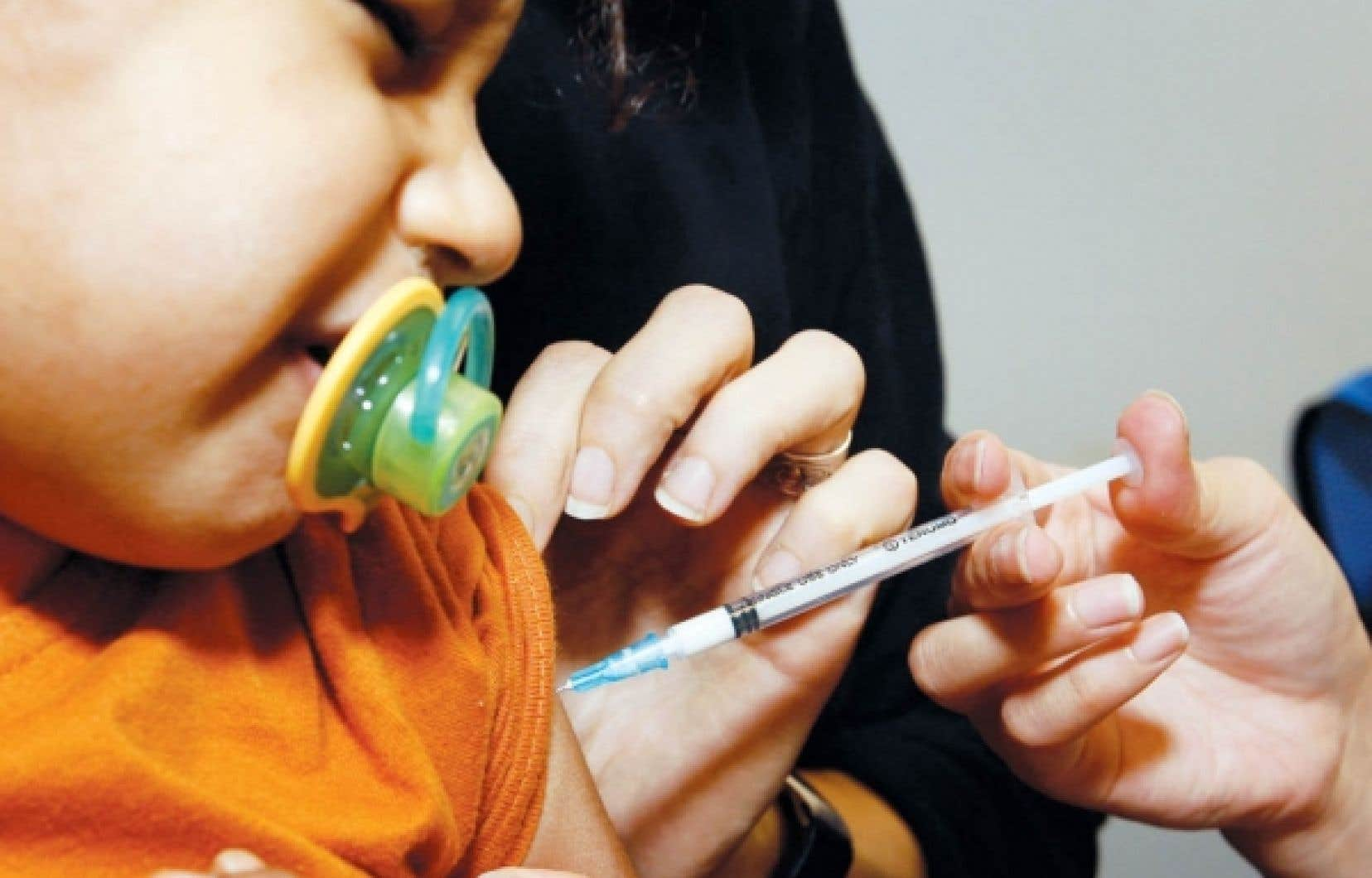 La vaccination se poursuit partout au Canada