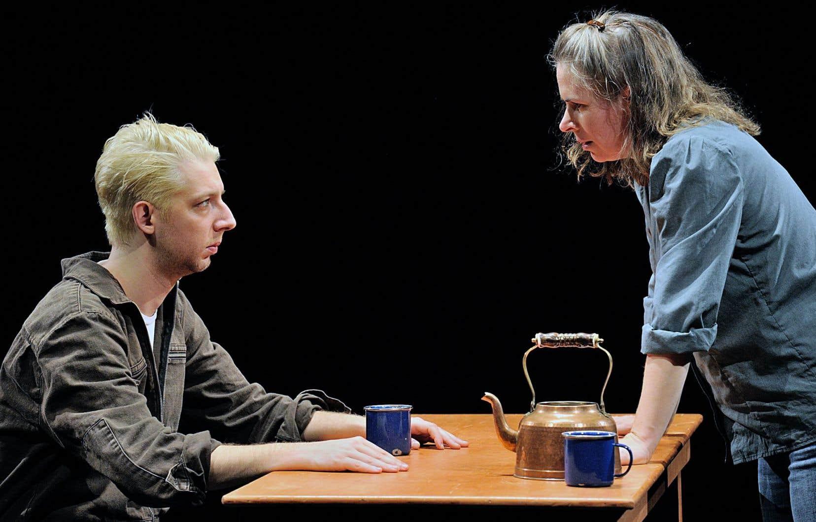 La Manufacture nous fait à nouveau communier avec le théâtre de David Greig dans «Les événements».