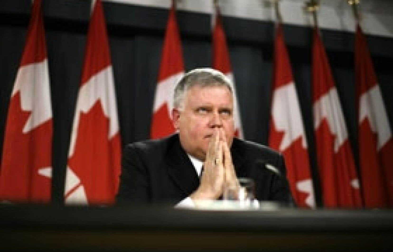 Le commissaire Robert Marleau