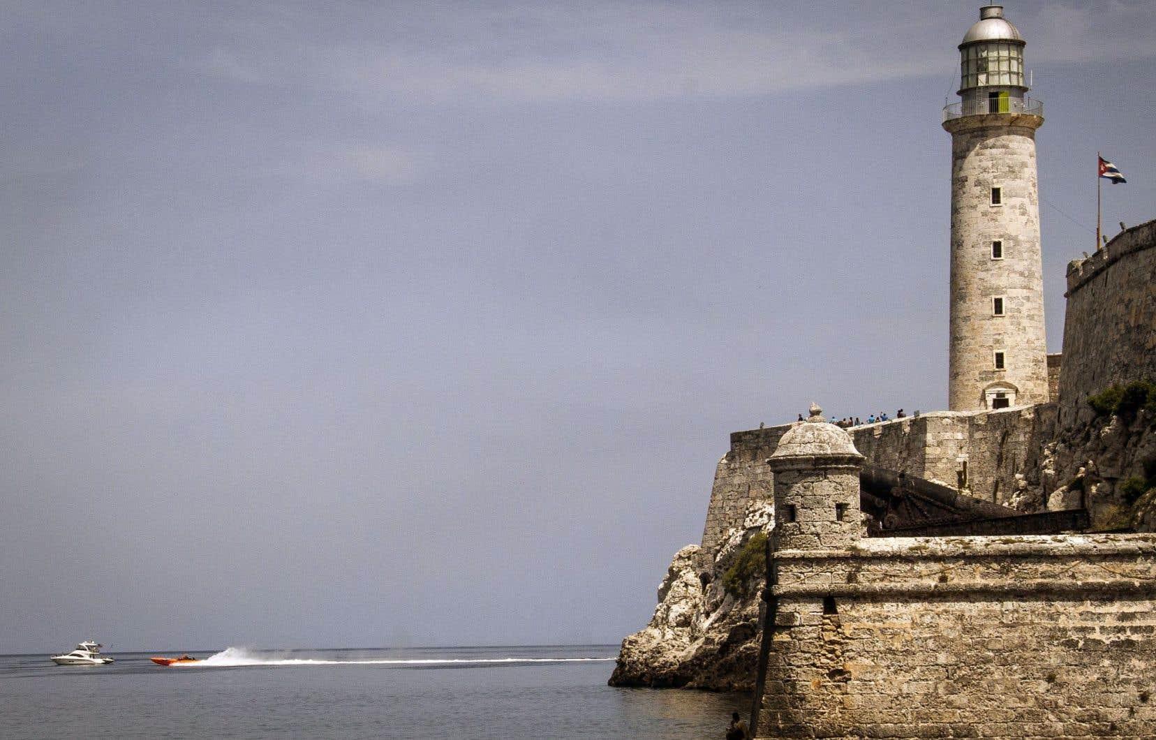 Le château Morro de La Havane, à Cuba