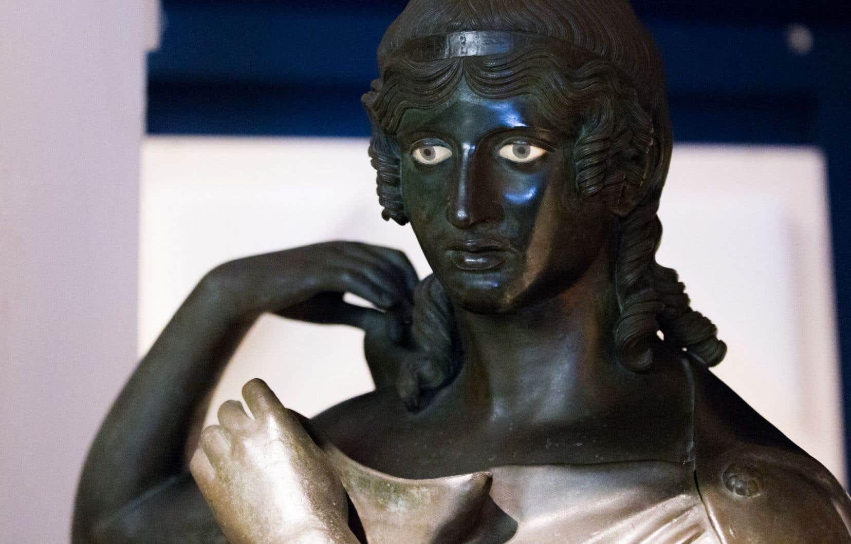 Des artefacts provenant du site de la ville de Pompéi