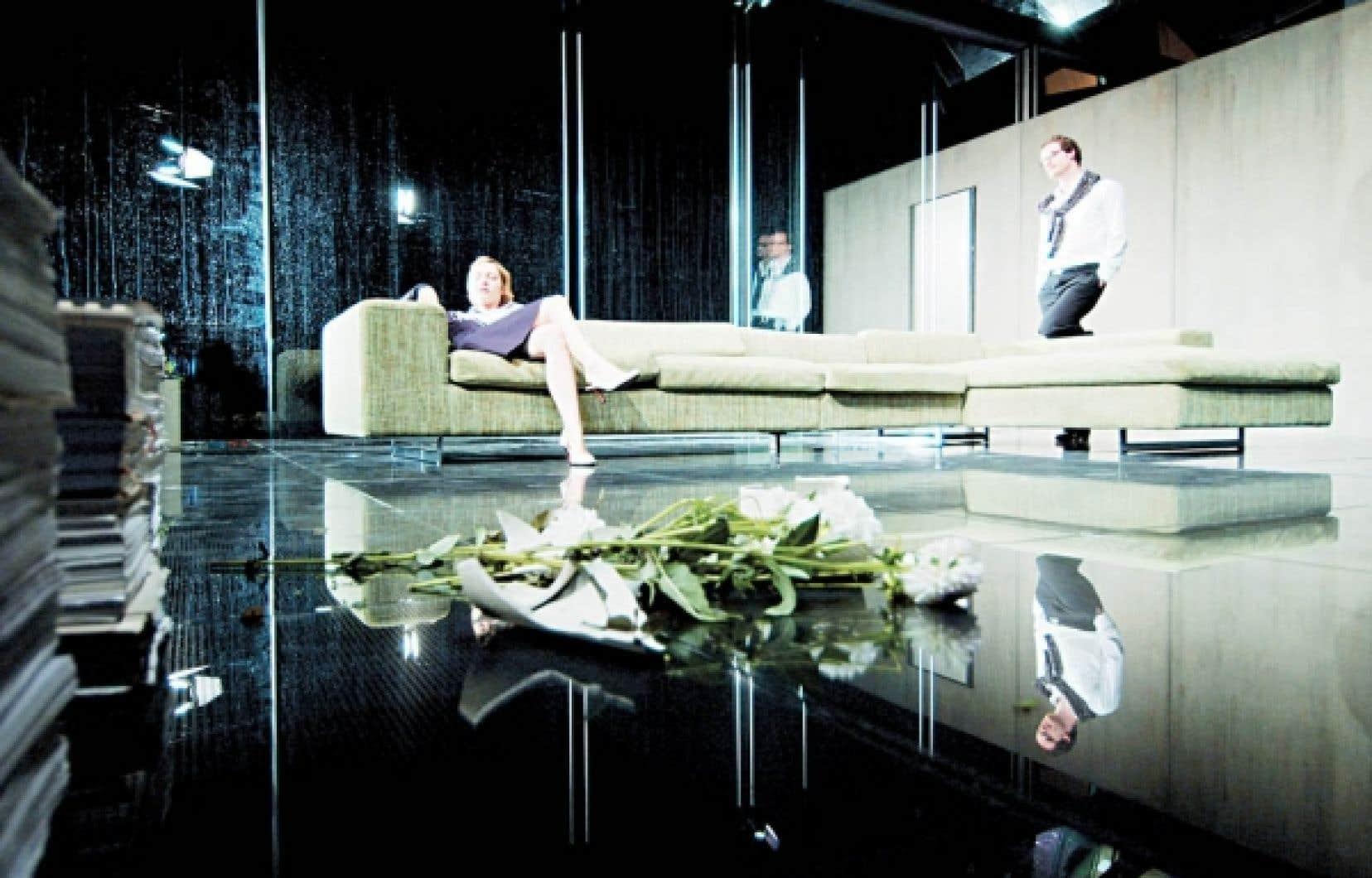 Un extrait de la production de la Schaubühne de Berlin