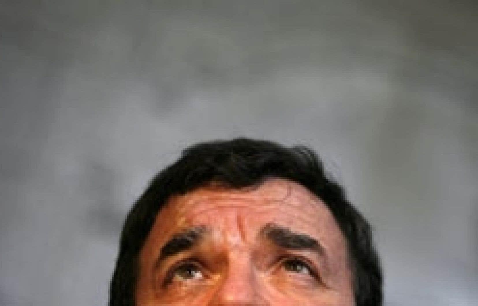 Le ministre fédéral des Finances, Jim Flaherty.