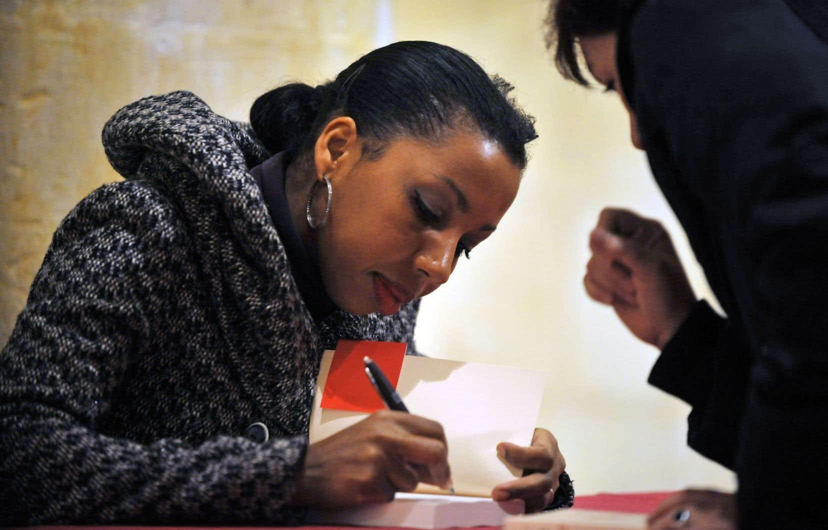 Après dix ans sans Goncourt, les femmes sont revenues sur le devant de la scène avec Marie NDiaye et son livre «Trois femmes puissantes» en 2009.