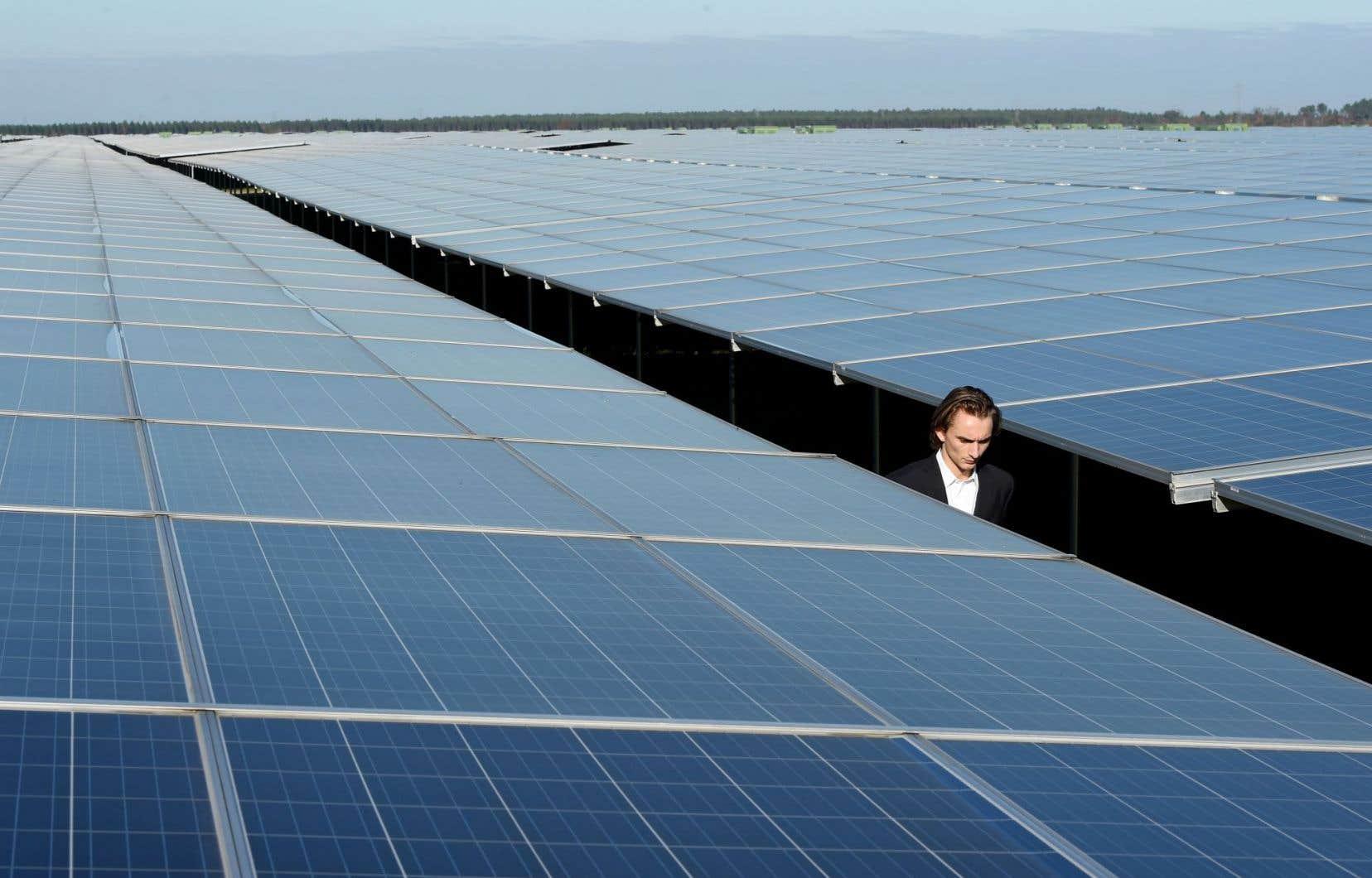 Le secteur des énergies et technologies propres est un moteur de l'économie canadienne.
