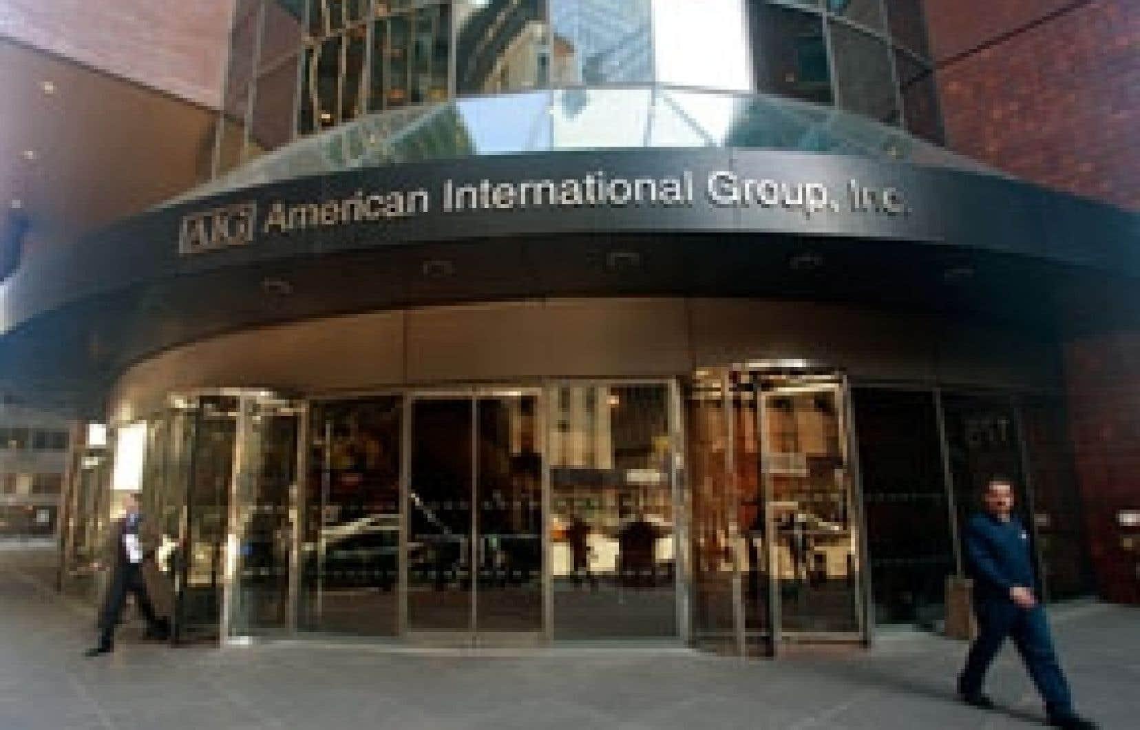 La dernière demande d'aide financière à l'administration Obama vient de l'ex-numéro un mondial de l'assurance, AIG, qui serait en discussions pour obtenir une rallonge de 60 milliards, s'ajoutant aux 150 milliards reçus depuis septembre.