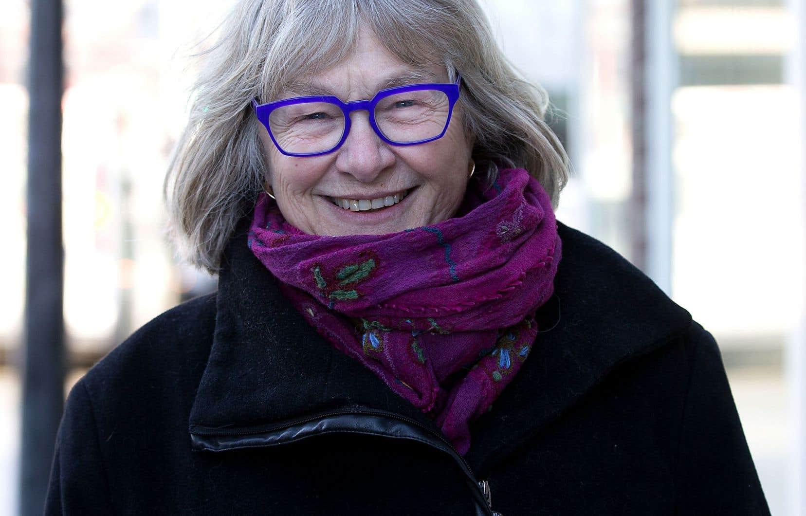 Micheline Lanctôt s'est fait plaisir en sélectionnant les films du Festival «Vues dans la tête de…».