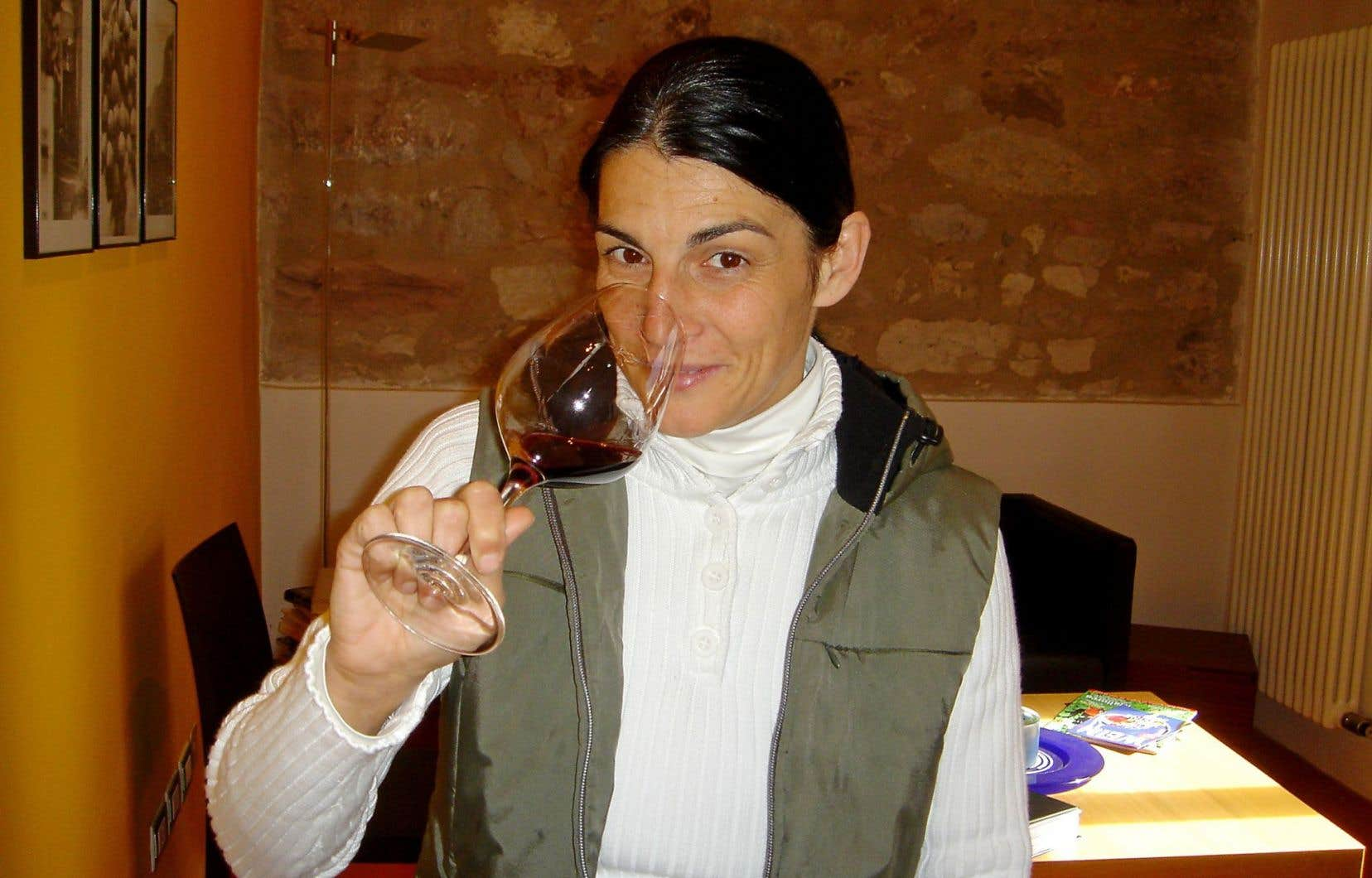 À la rencontre d'une grande dame : Elisabetta Foradori.