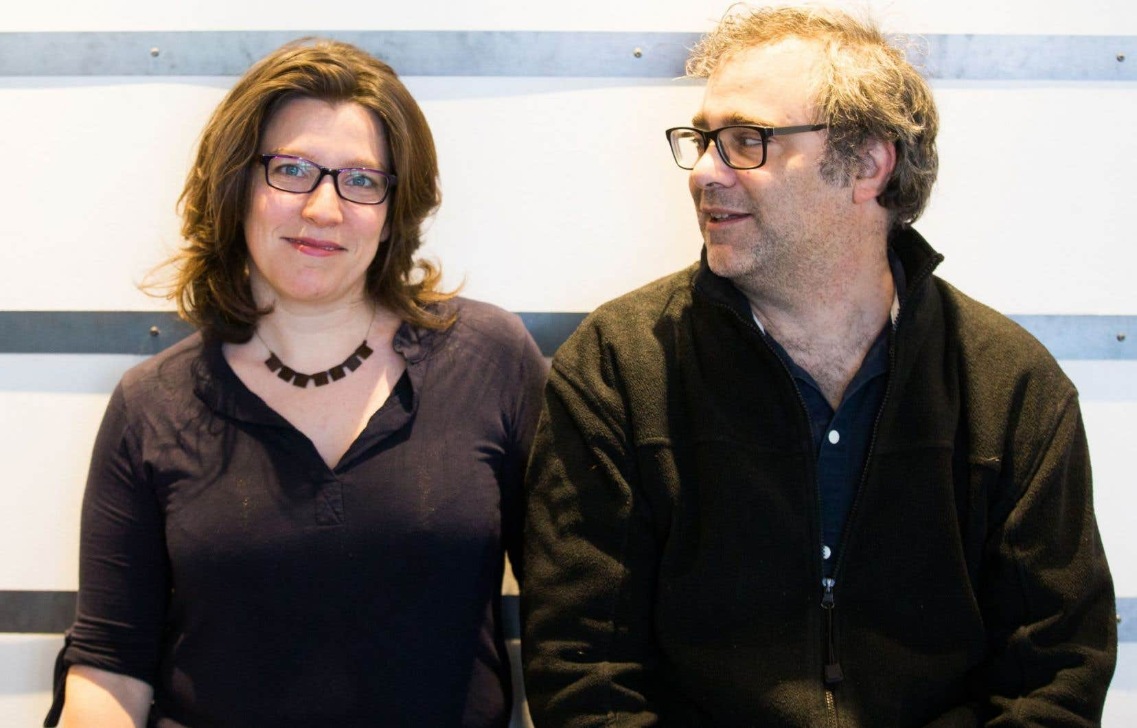 Marcelle Dubois et Jacques Laroche proposent, avec la pièce «Habiter les terres», une «utopie d'une révolte rurale».
