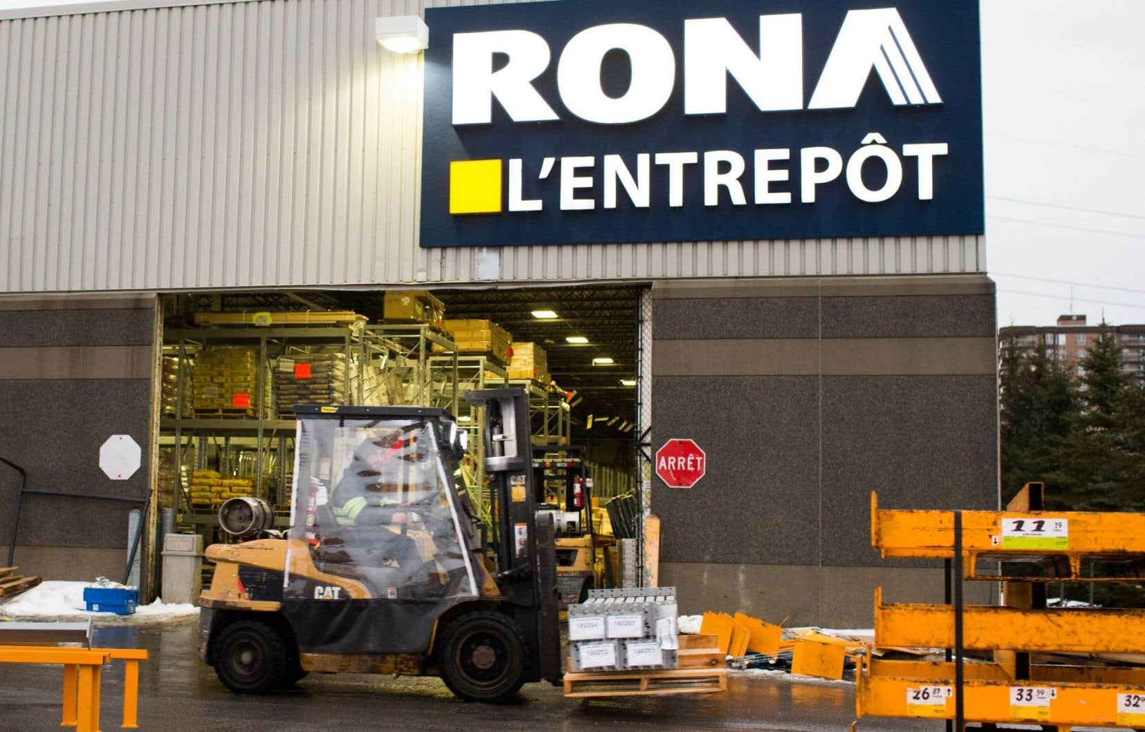 La vente de Rona à des intérêts étrangers est loin de faire l'unanimité, malgré les engagements pris par l'acquéreur.