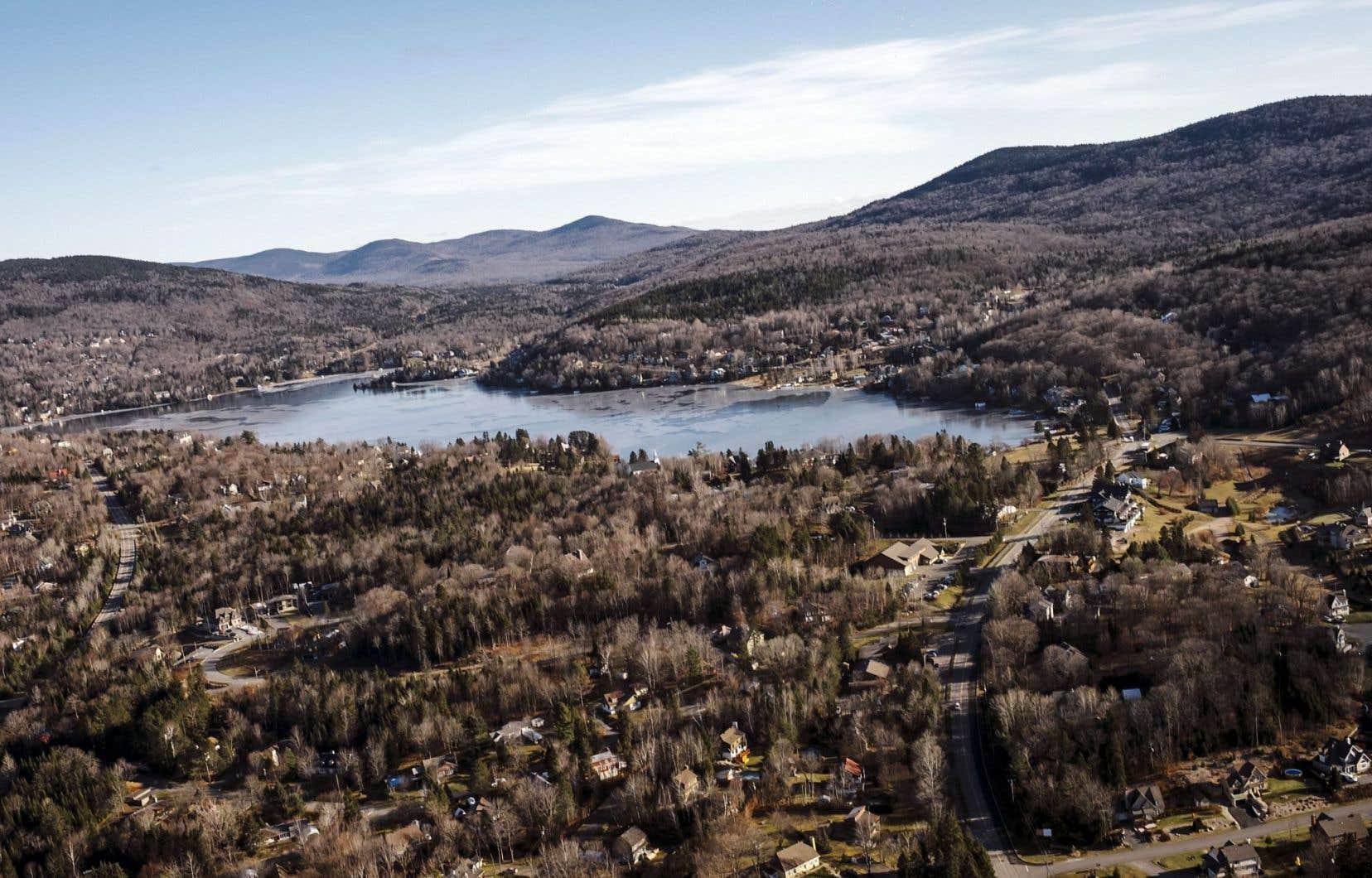 Le lac Saint-Charles «vieillit» rapidement, mettant en péril l'approvisionnement en eau potable de Québec.