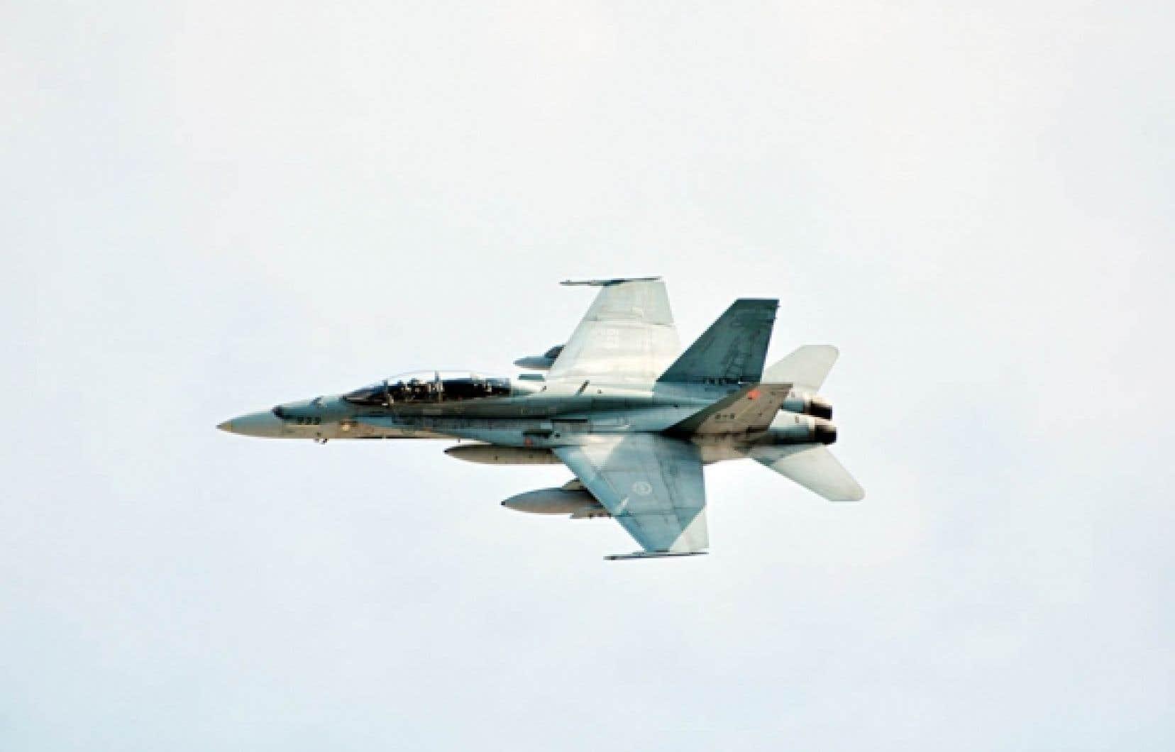 Remplacer la flotte de CF-18 représentera l'une des plus importantes dépenses des Forces armées canadiennes dans les prochaines années