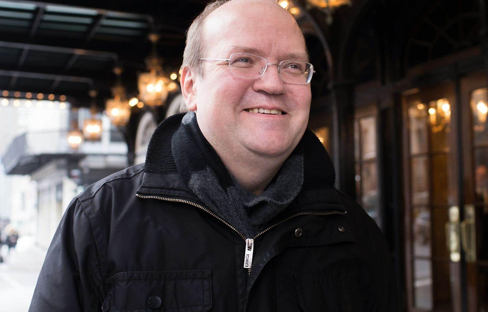 Chef fondateur des Violons du Roy, Bernard Labadie retrouve le podium du Palais Montcalm de Québec et celui de la Maison symphonique de Montréal cette semaine.