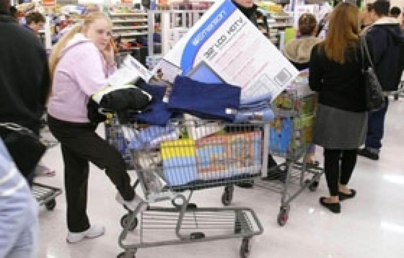 De décembre à février, l'indice global de confiance des consommateurs dans l'économie a atteint son niveau le plus élevé depuis août dernier.