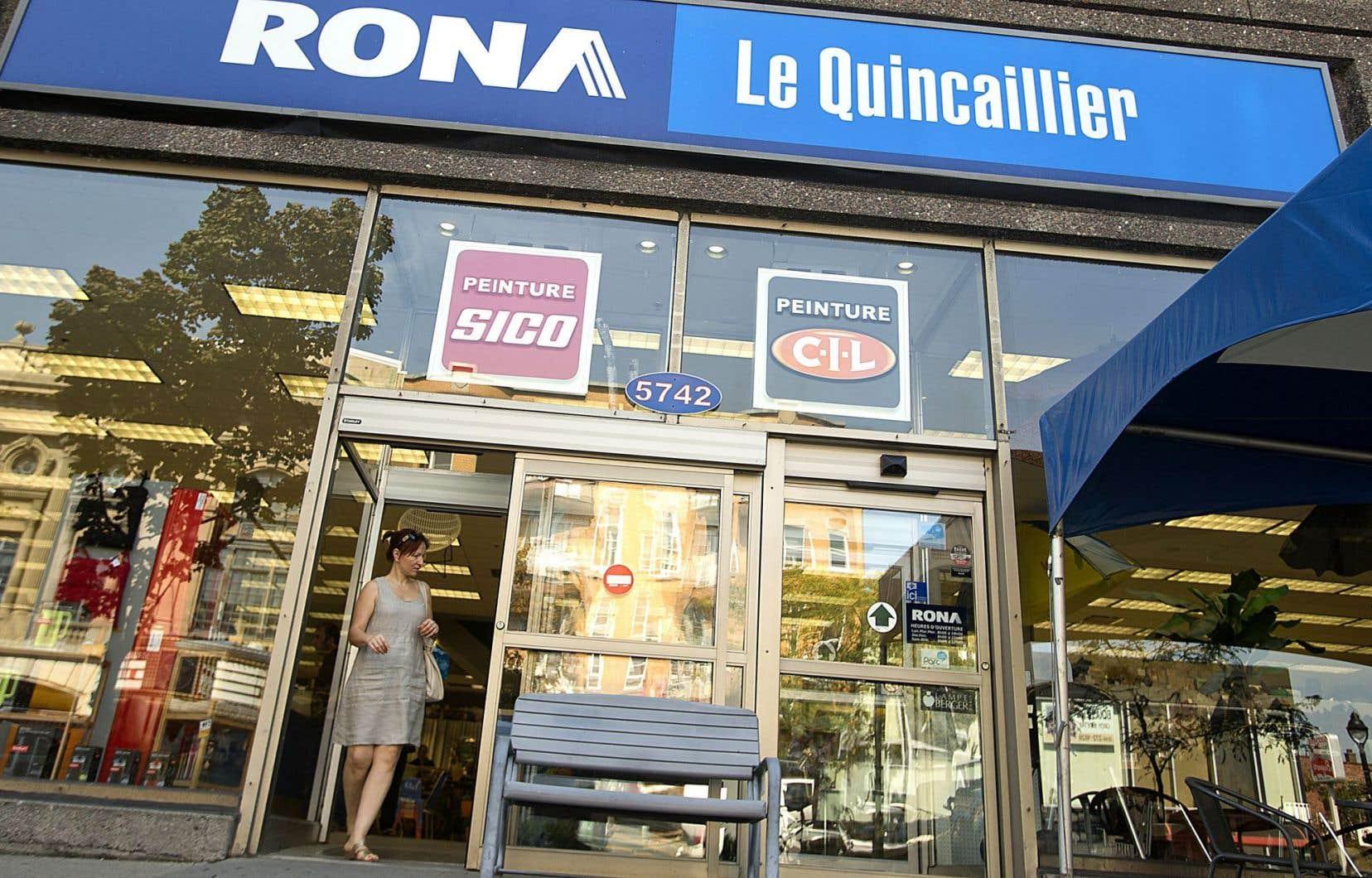 Trois autres quincailleries se disent prêtes à accueillir les marchands indépendants Rona.