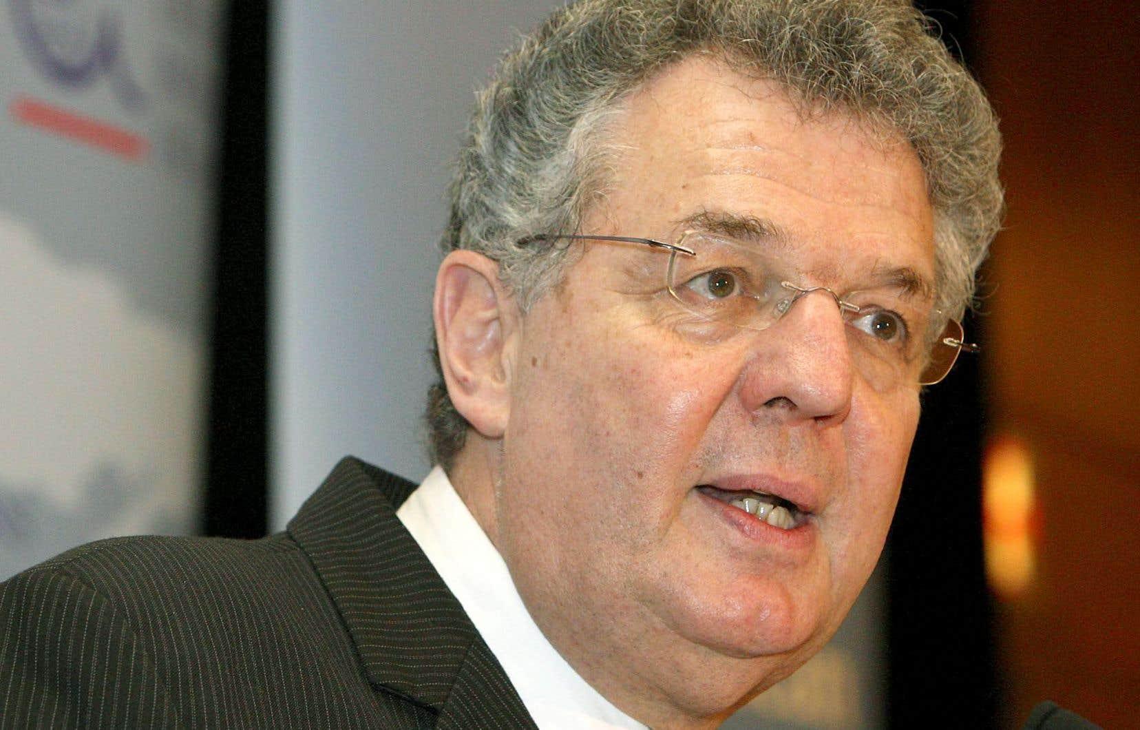 Le linguiste Bernard Cerquiglini