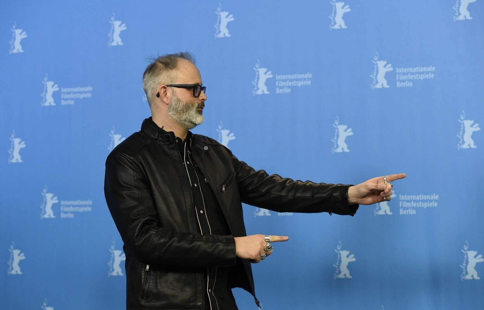 Trois ans après son Ours d'argent, Denis Côté présentait «Boris sans Béatrice» à la Berlinale, vendredi.