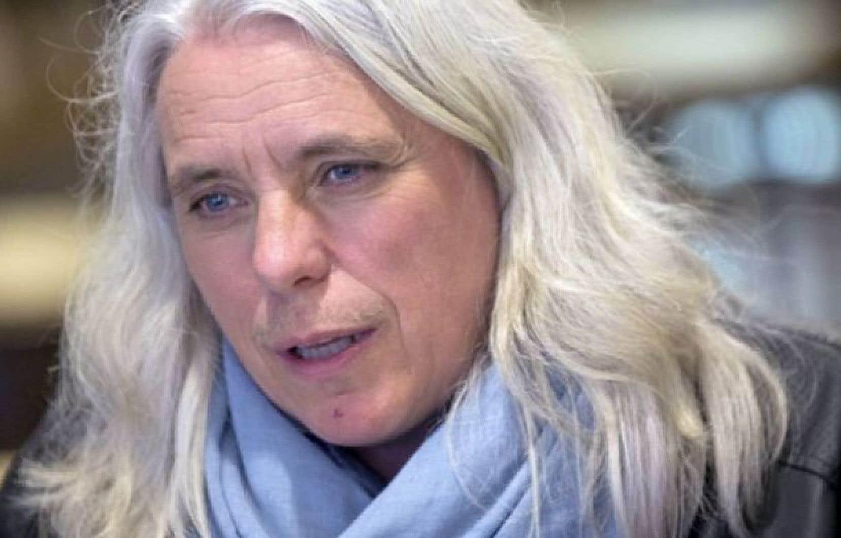 La députée solidaire de Sainte-Marie-Saint-Jacques, Manon Massé